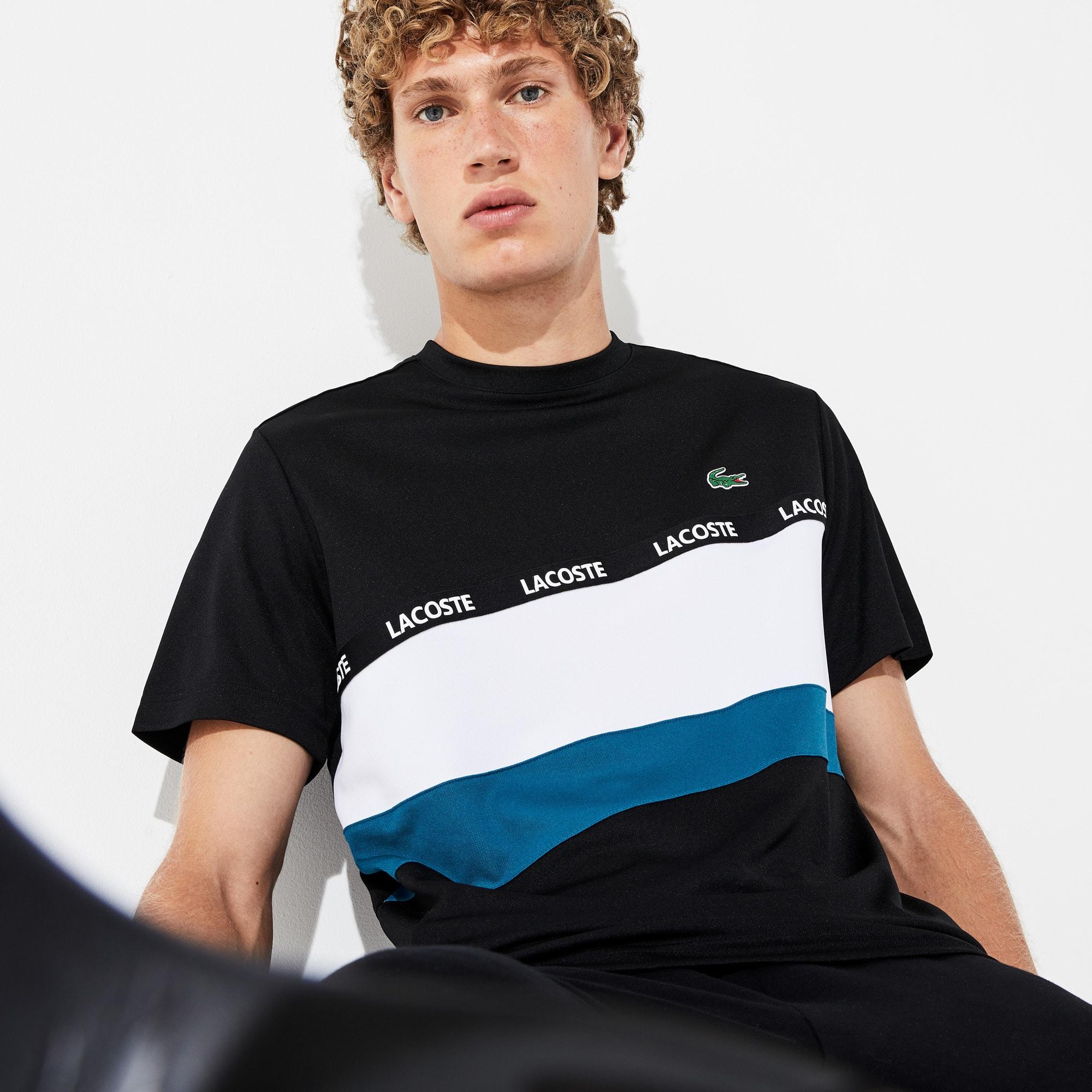 5c64ed2e57 T-shirts | Men's Sport | LACOSTE SPORT