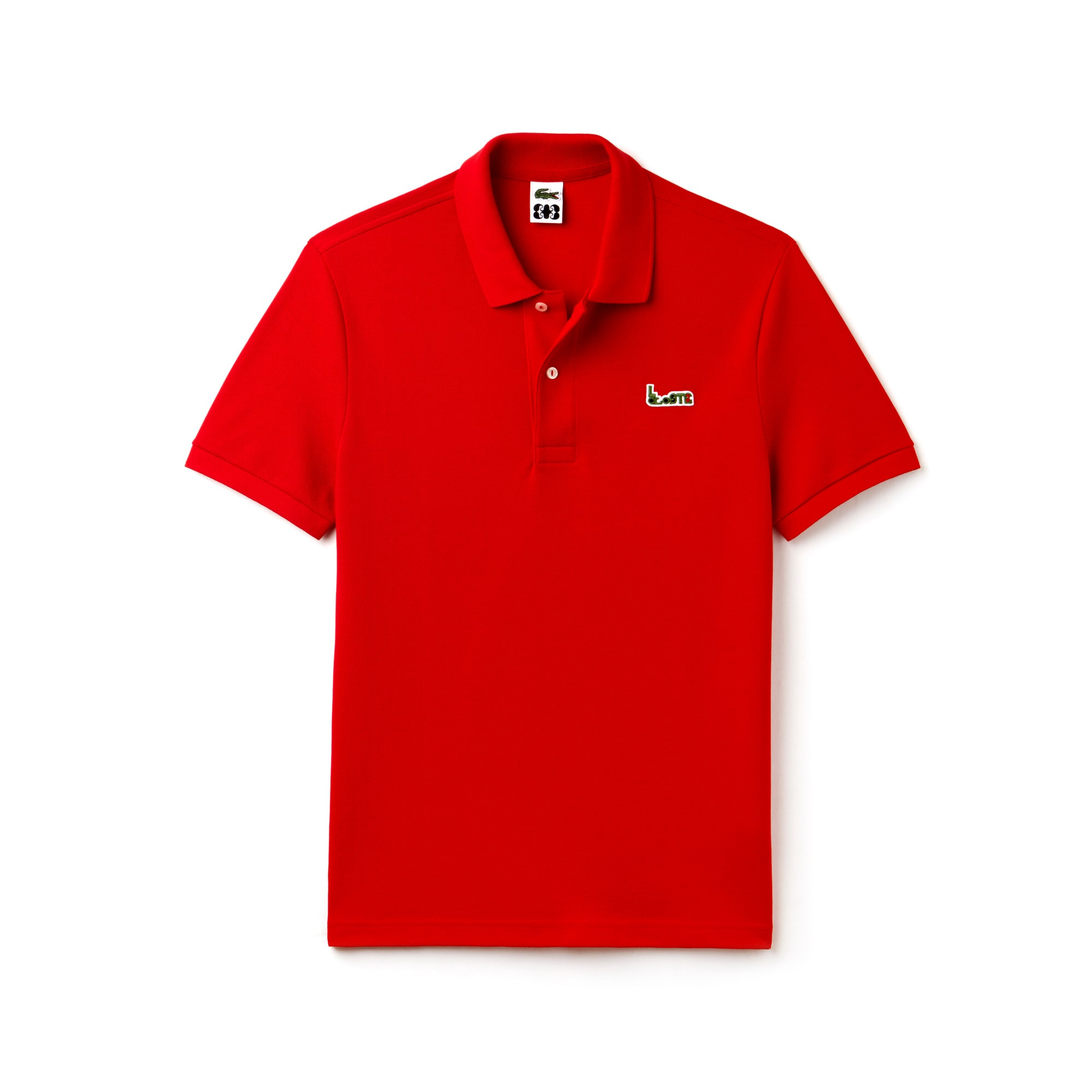 Men's Lacoste M/M Collab Slim Fit Thick Cotton Piqué Polo