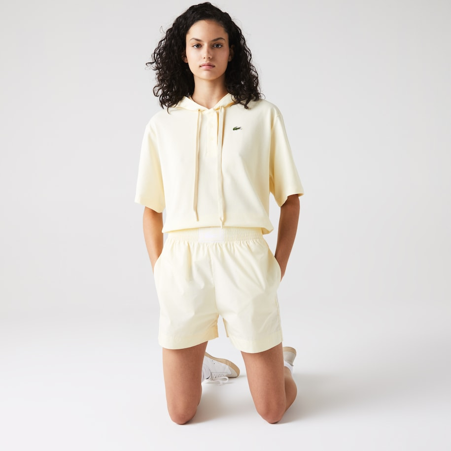 Women's Light Cotton Poplin Shorts