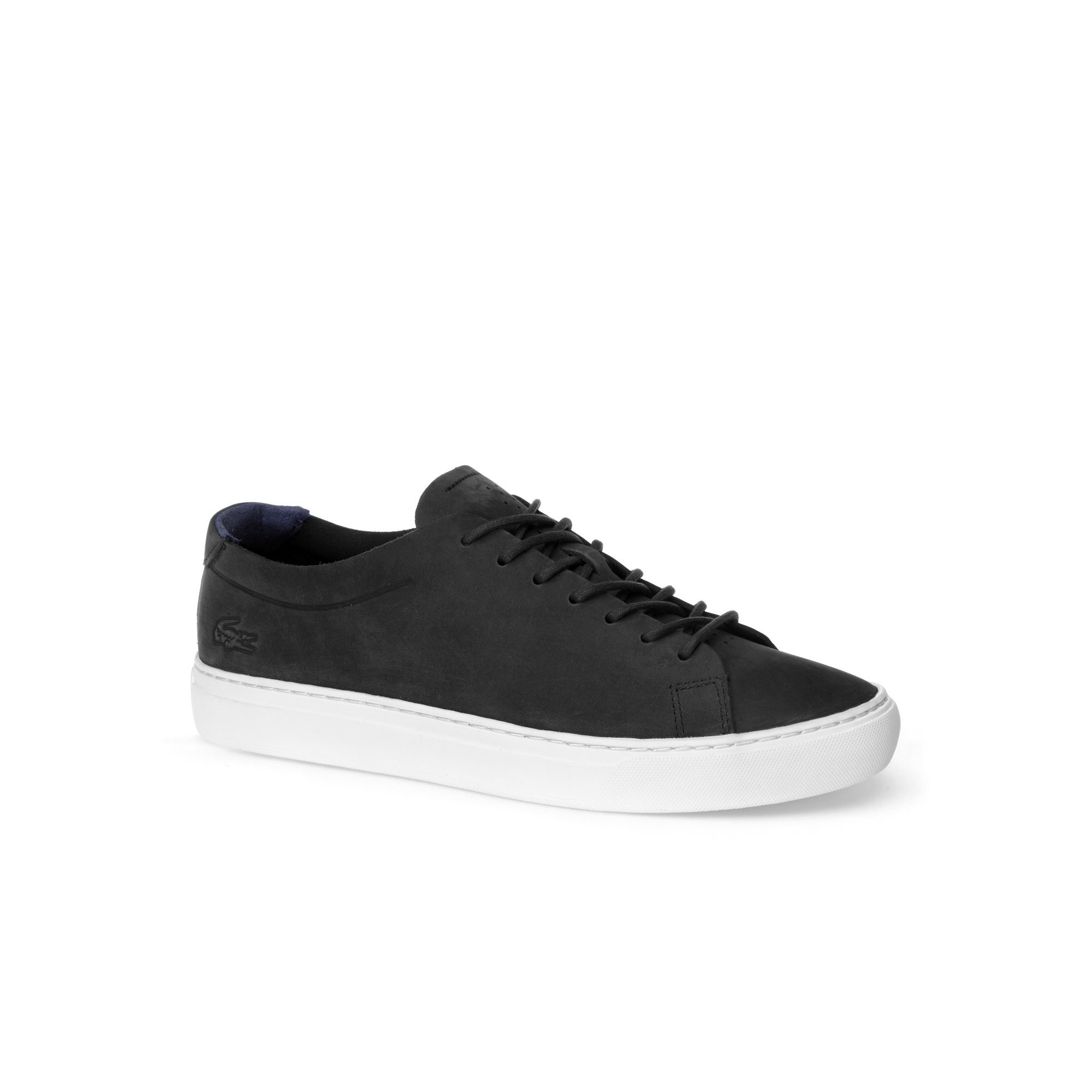 Men's L.12.12 UNLINED Nubuck Leather Trainers