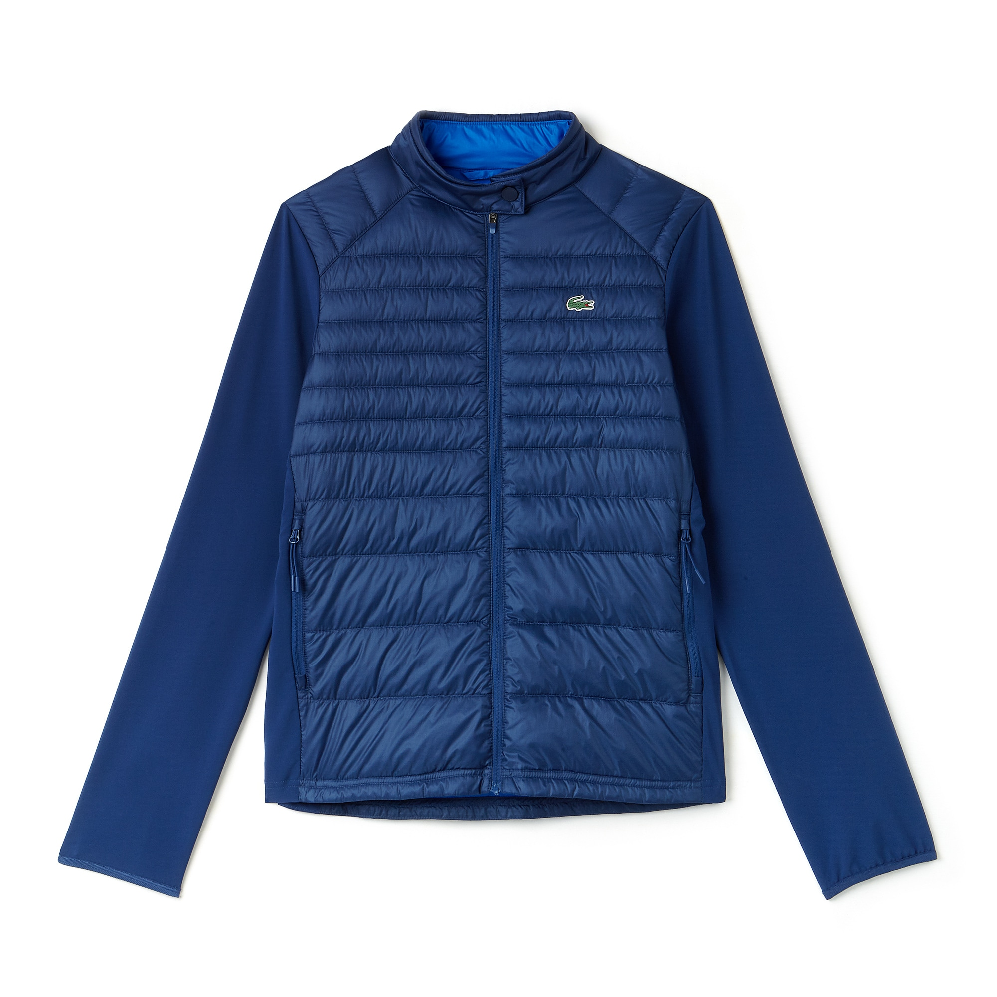 Women's Lacoste SPORT Quilted Technical Golf Jacket