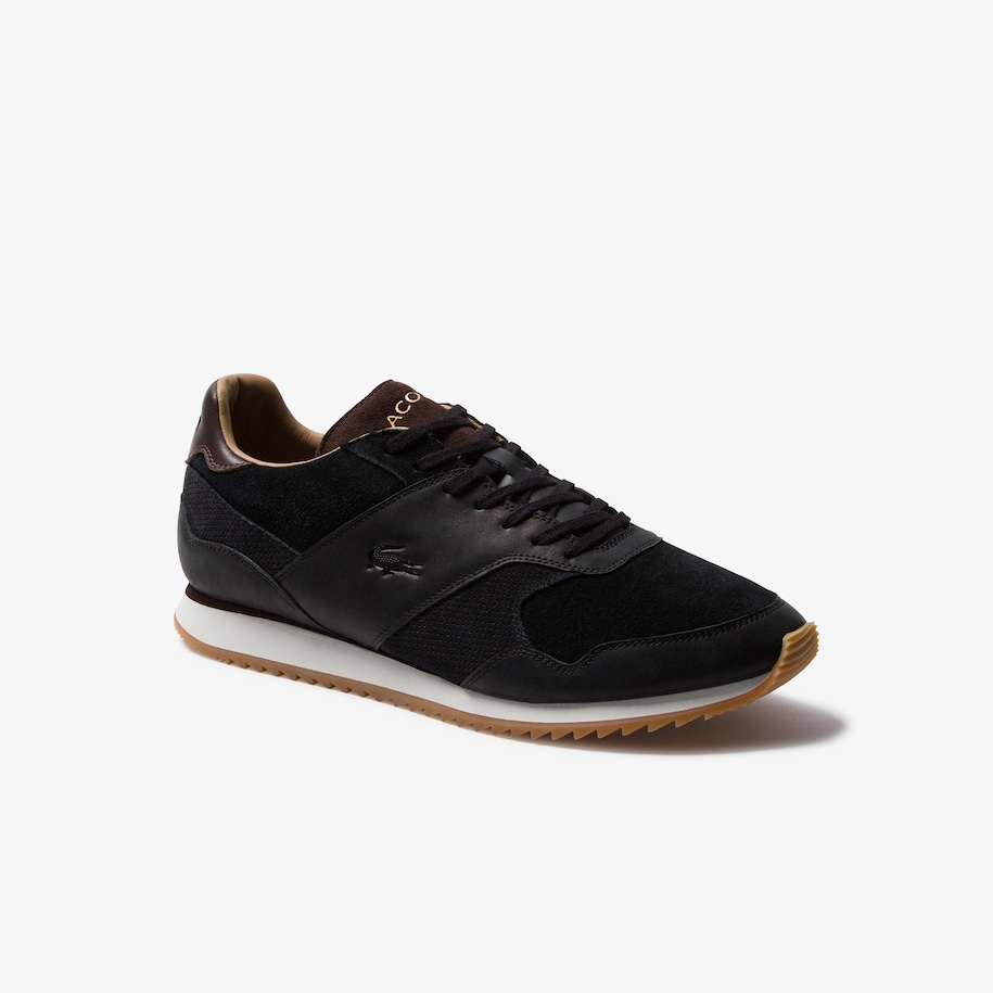 Men's Aesthet Luxe Suede Trainers