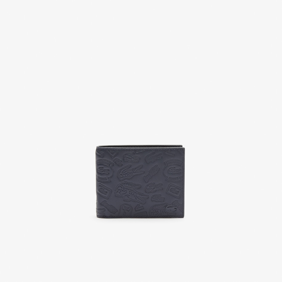 Men's Fitzgerald Smooth Patterned Leather Small Wallet