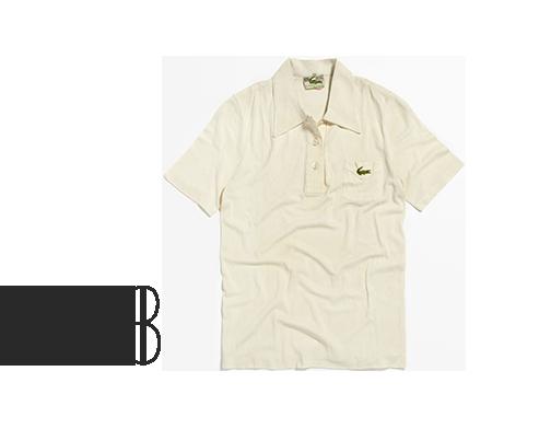 Das erste Poloshirt von vielen