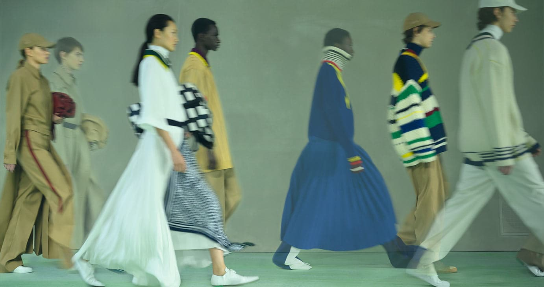 Dive into the latest Fashion Show