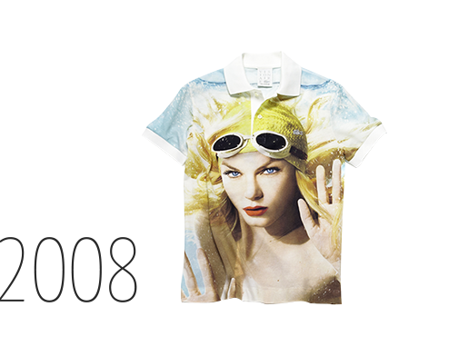 Polo by Visionaire : wearable art