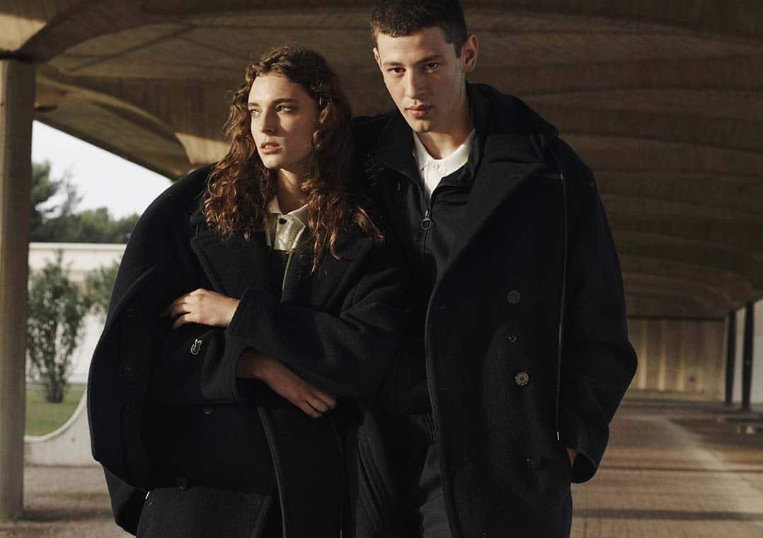Les manteaux et blousons