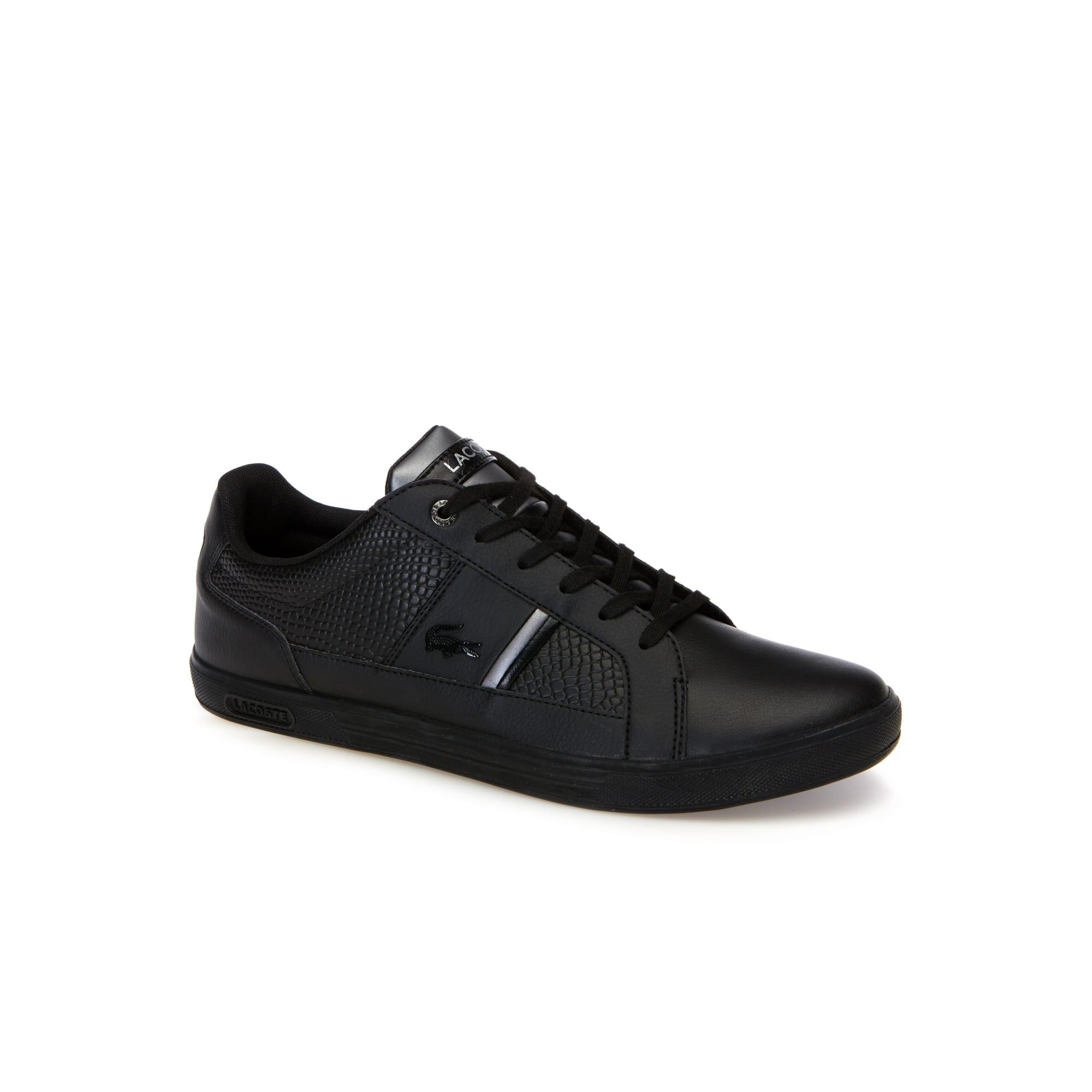 Herren-Sneakers EUROPA aus Leder