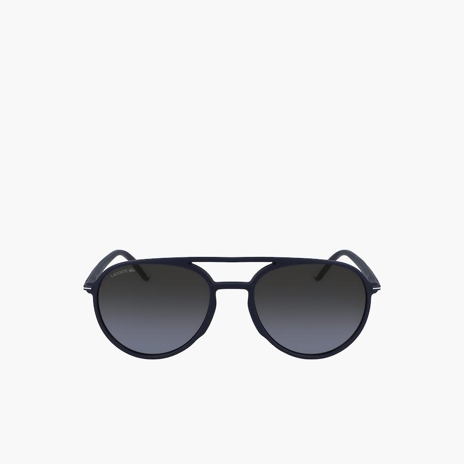 Pilot Sonnenbrille Aus Kunststoff Novak Djokovic Collection Lacoste