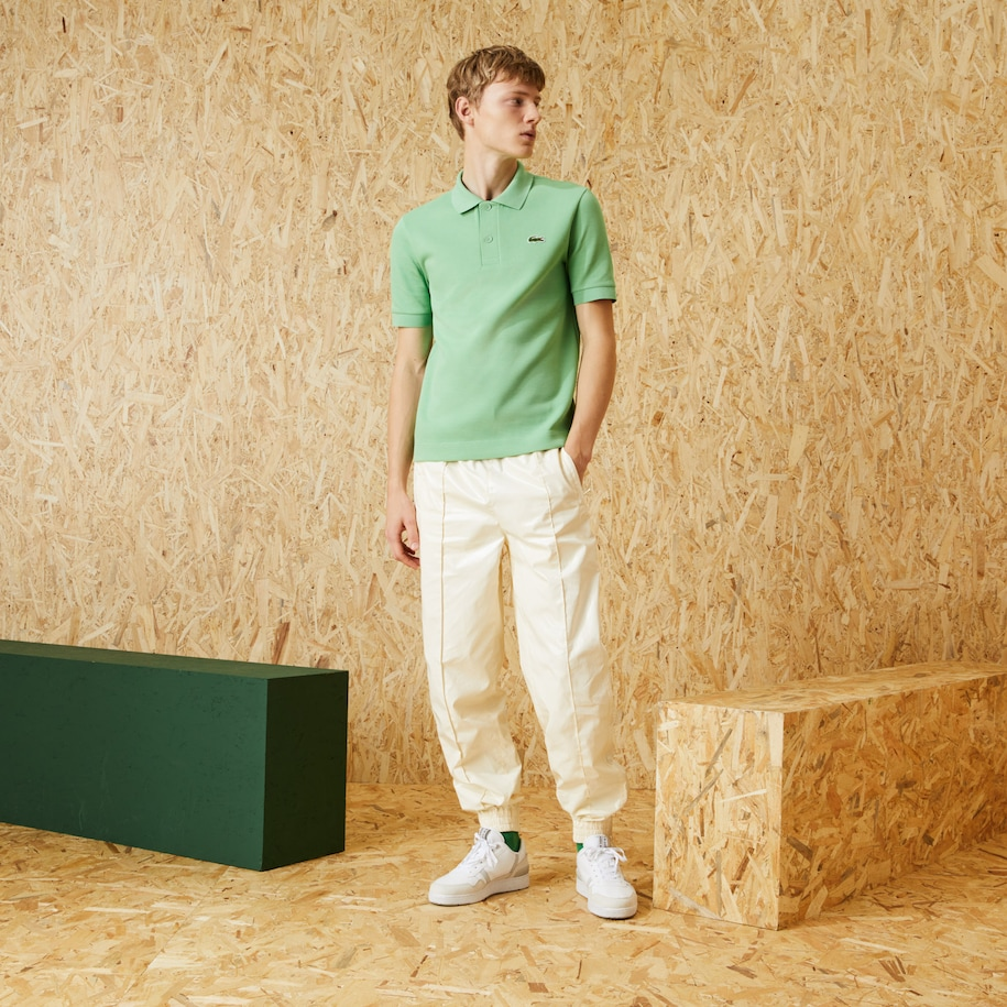 Baumwoll-Poloshirt mit Stretch Herren LACOSTE Fashion Show Edition