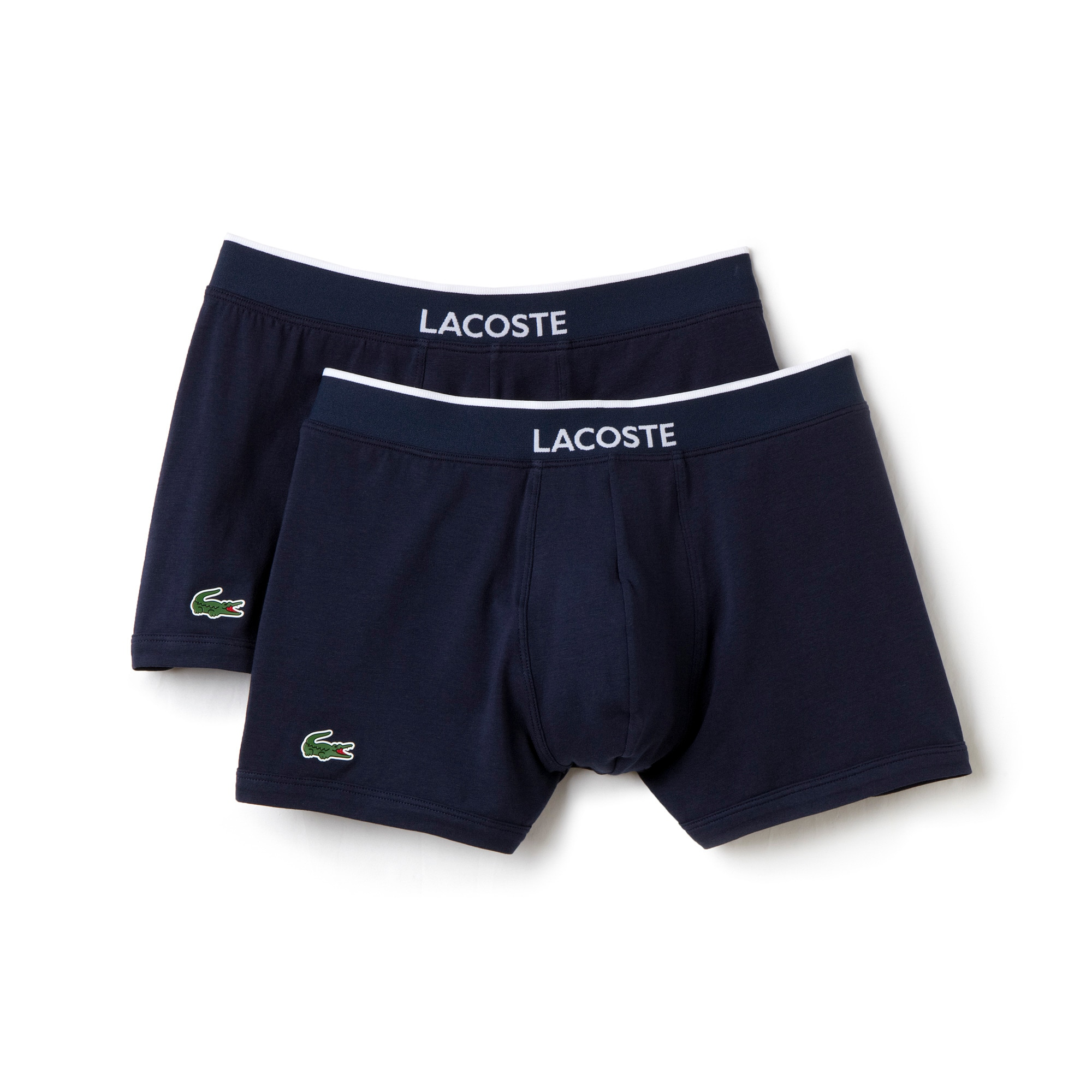2-er Pack Colours Eng Anliegende Boxershorts