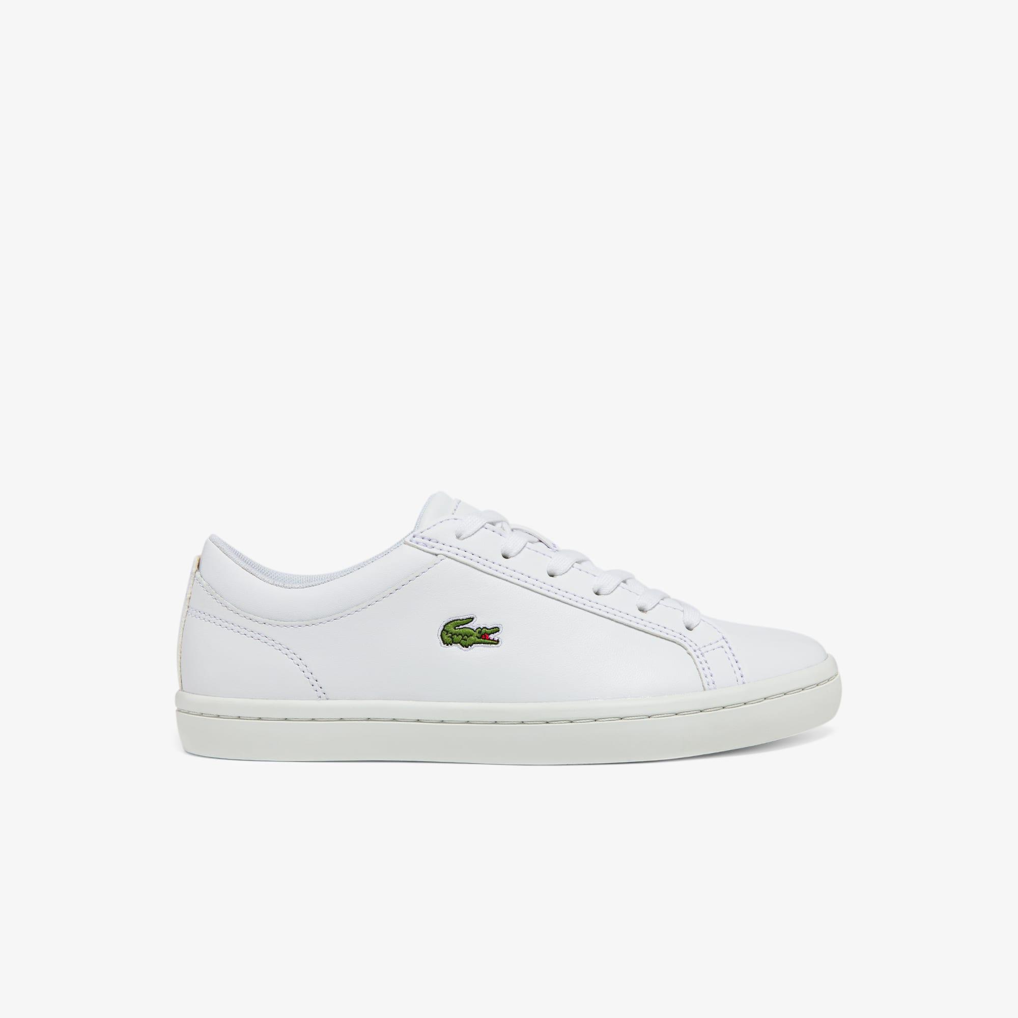 Damen-Sneakers STRAIGHTSET aus Leder und Synthetik