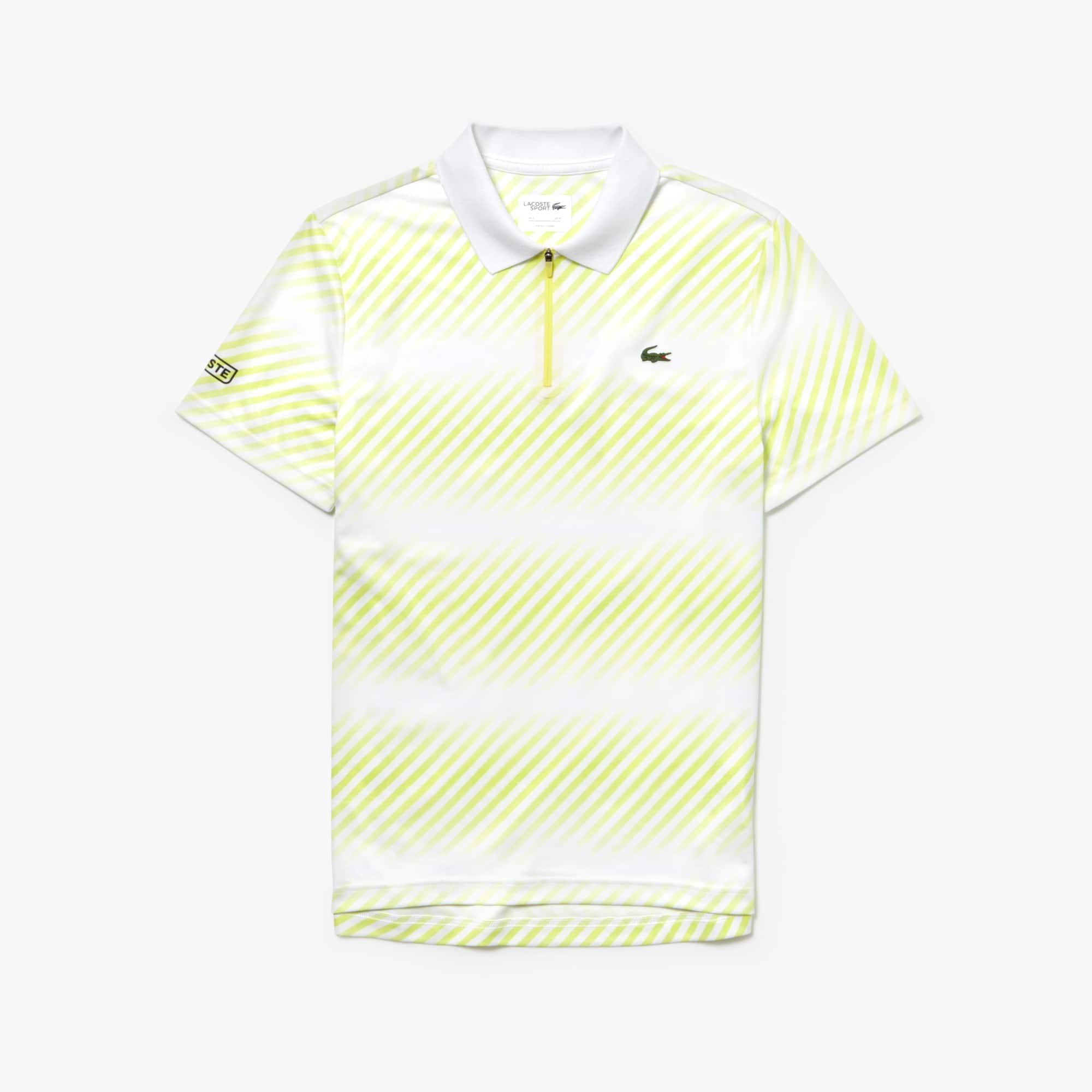 online store b58b4 29eeb Herren LACOSTE SPORT Poloshirt aus Piqué mit ...