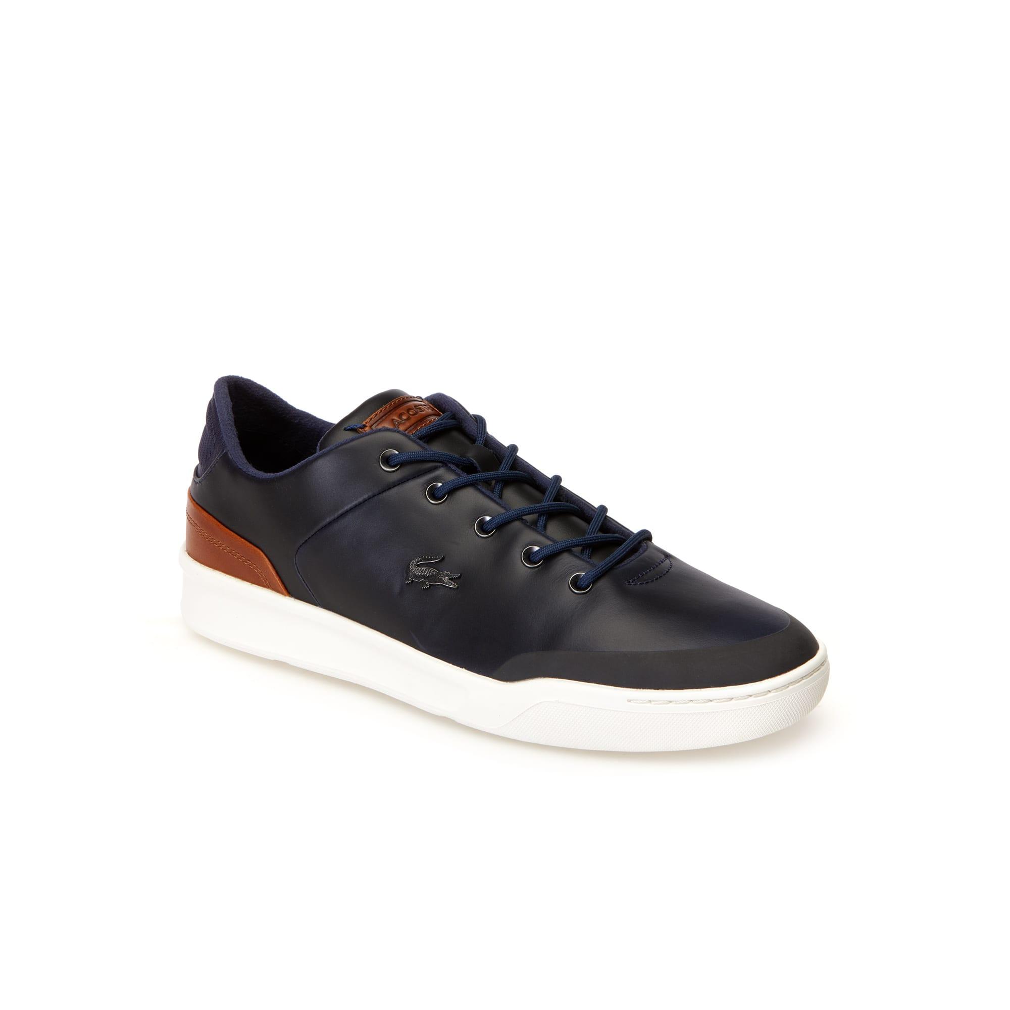Herren-Sneakers EXPLORATEUR CLASSIC L aus Anilinleder