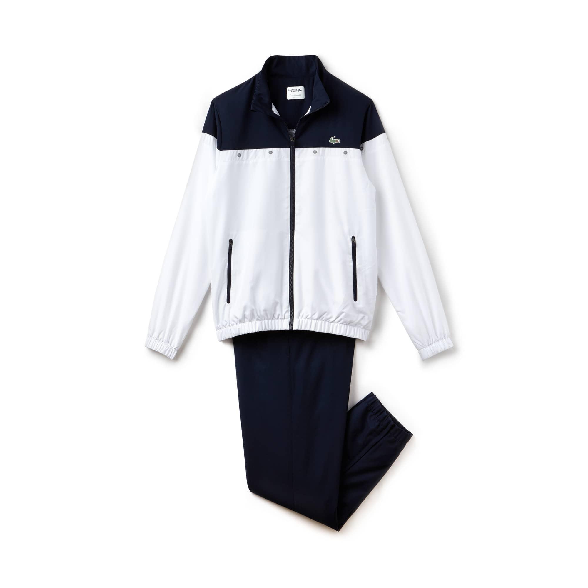 Herren-Trainingsanzug im Colorblock-Design LACOSTE SPORT TENNIS