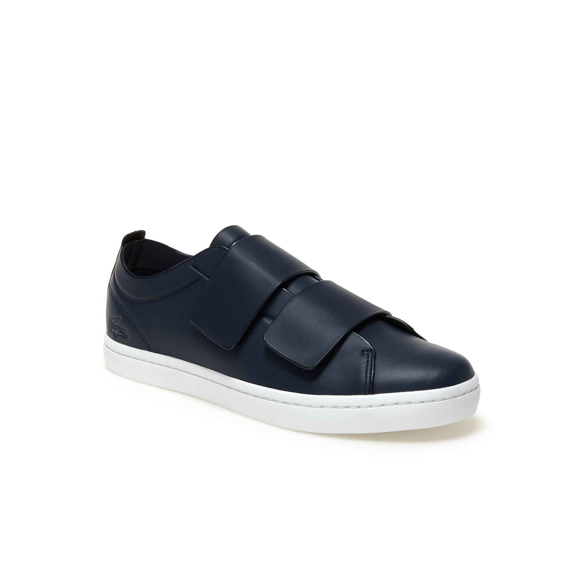 Damen-Sneakers STRAIGHTSET aus Leder und Gummi