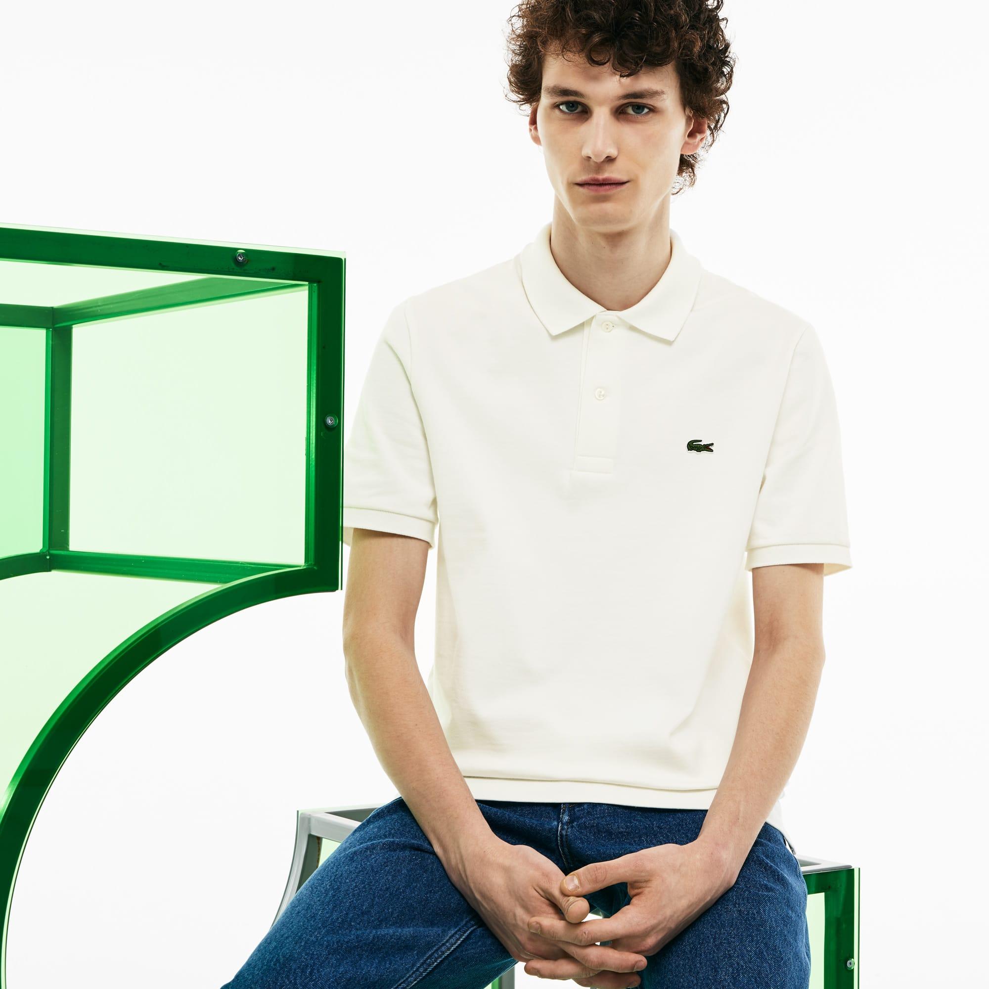 Herren Poloshirt aus Jersey aus der Fashion Show Kollektion