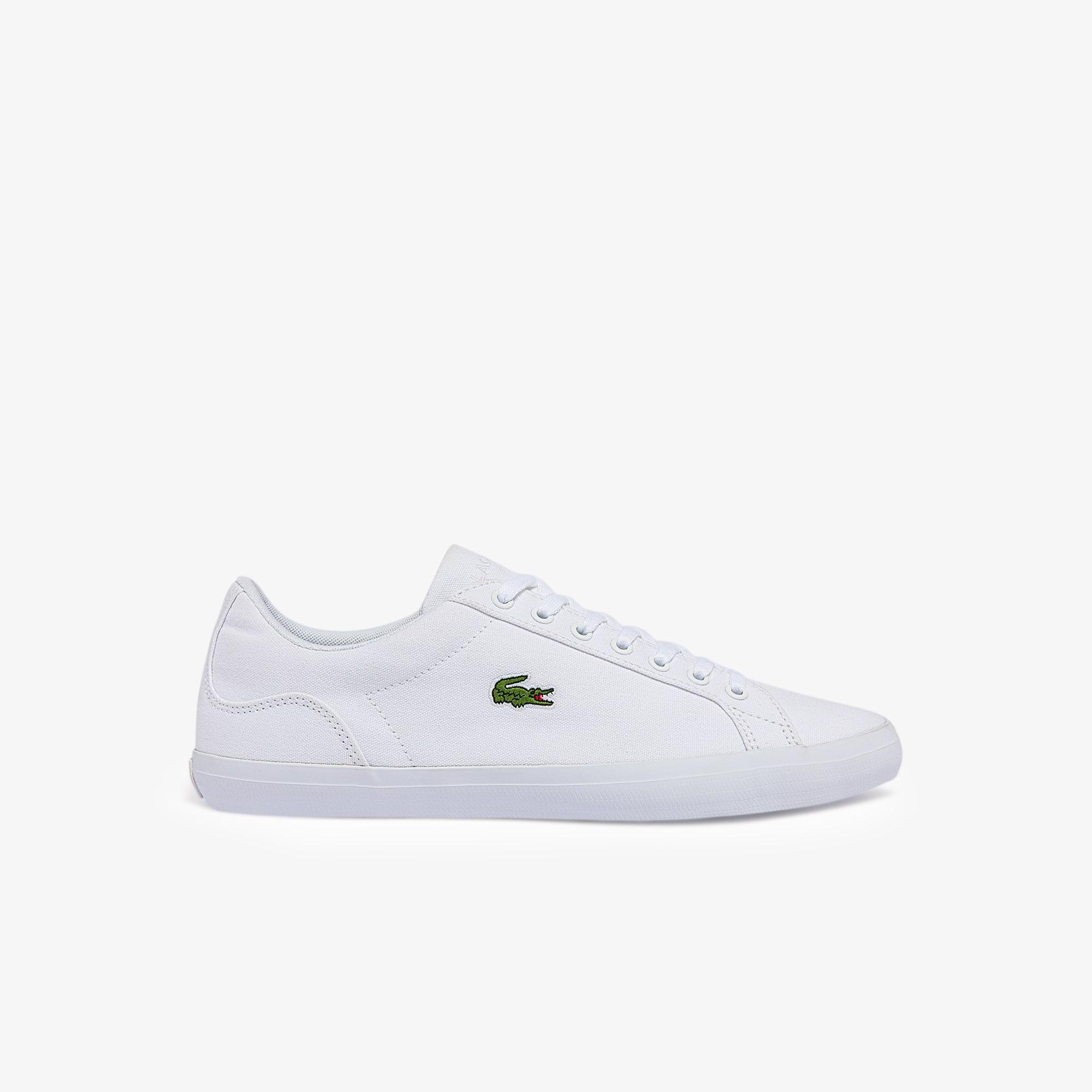 Herren-Sneakers LEROND aus Einfarbiger Canvas