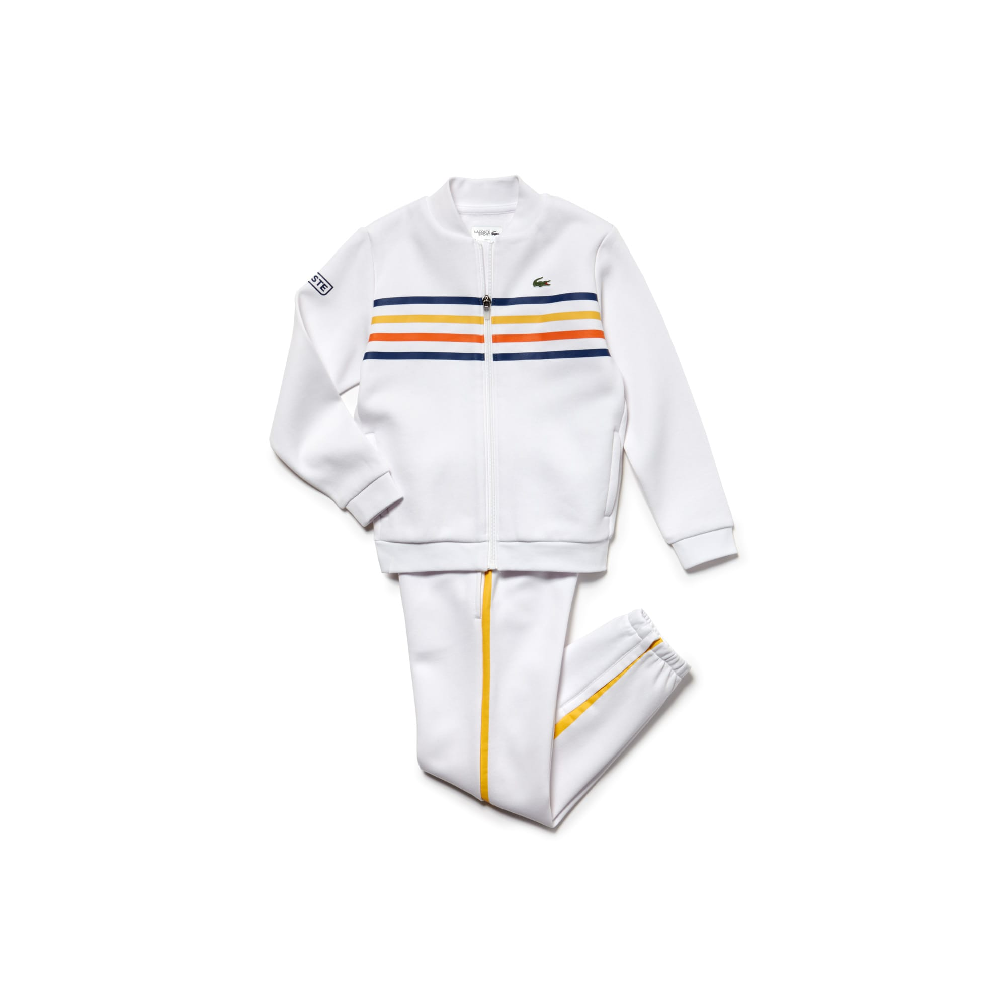 Jungen LACOSTE SPORT Fleece Tennis-Trainingsanzug