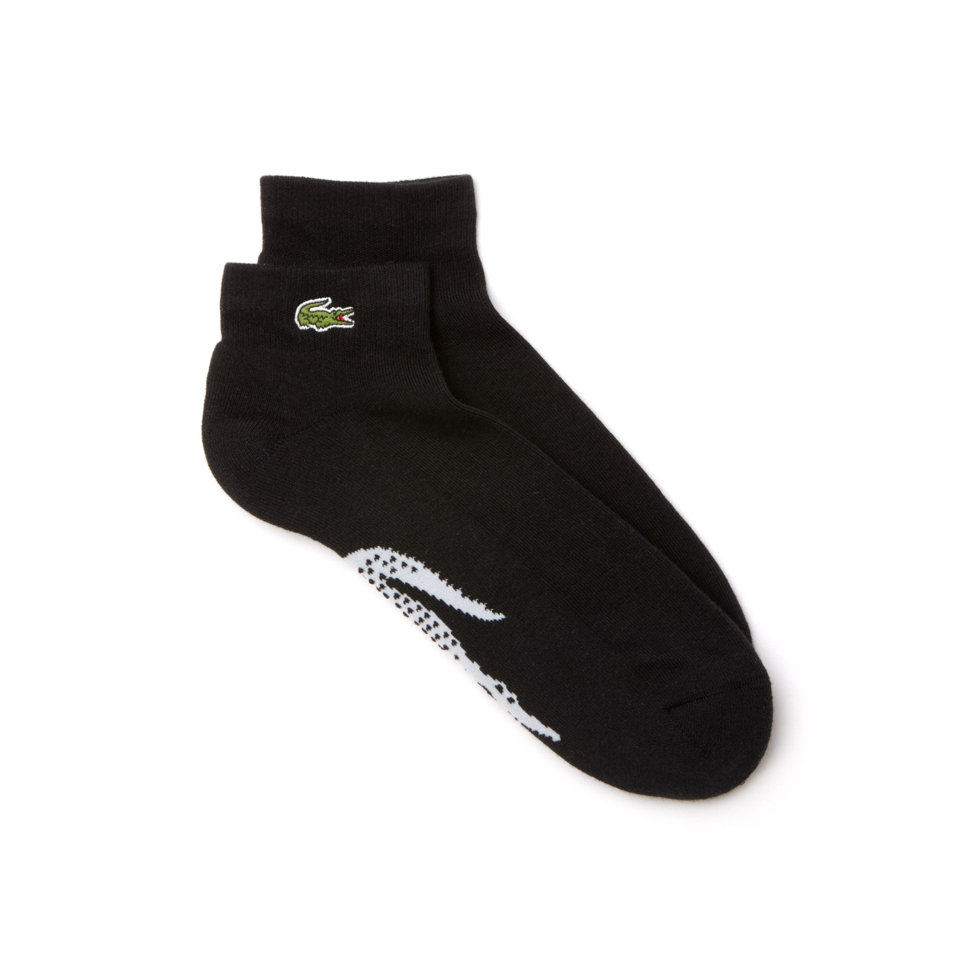 Herren-Socken aus Frottee mit XL-Krokodil LACOSTE SPORT TENNIS