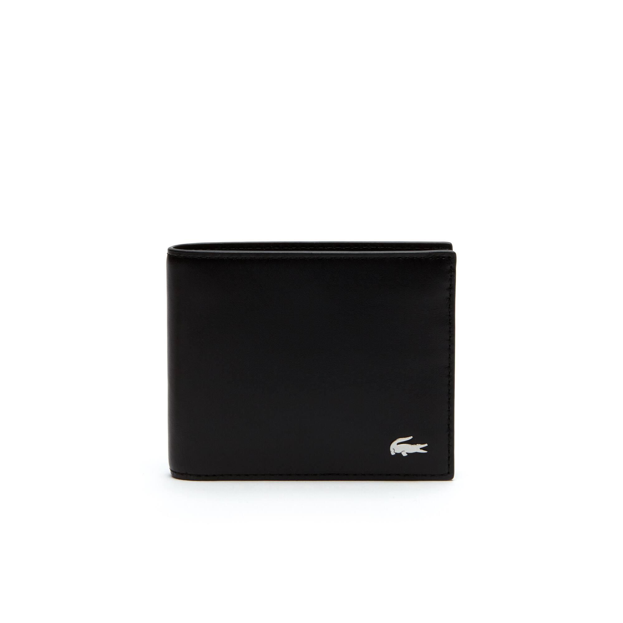 Herren-Set Fitzgerald Leder-Brieftasche und Schlüsselanhänger