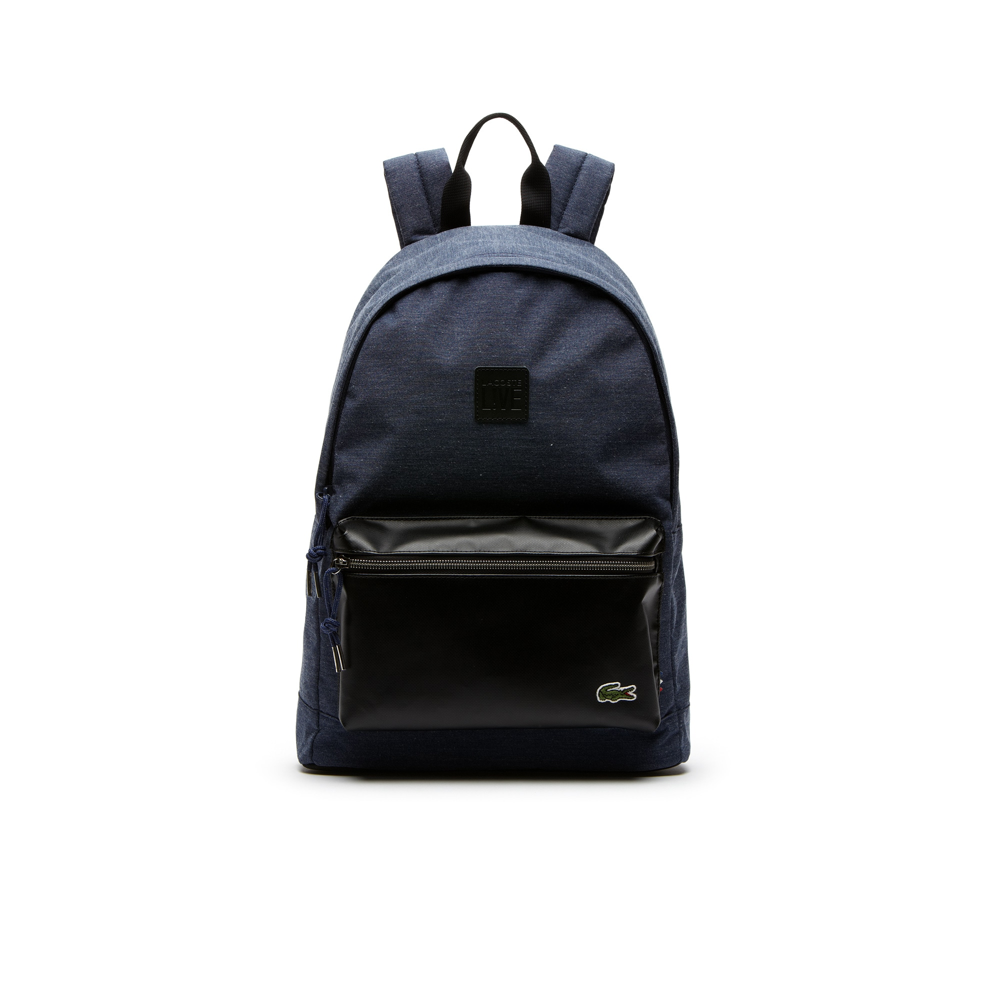 BackL!VE-Rucksack im Colorblock-Design