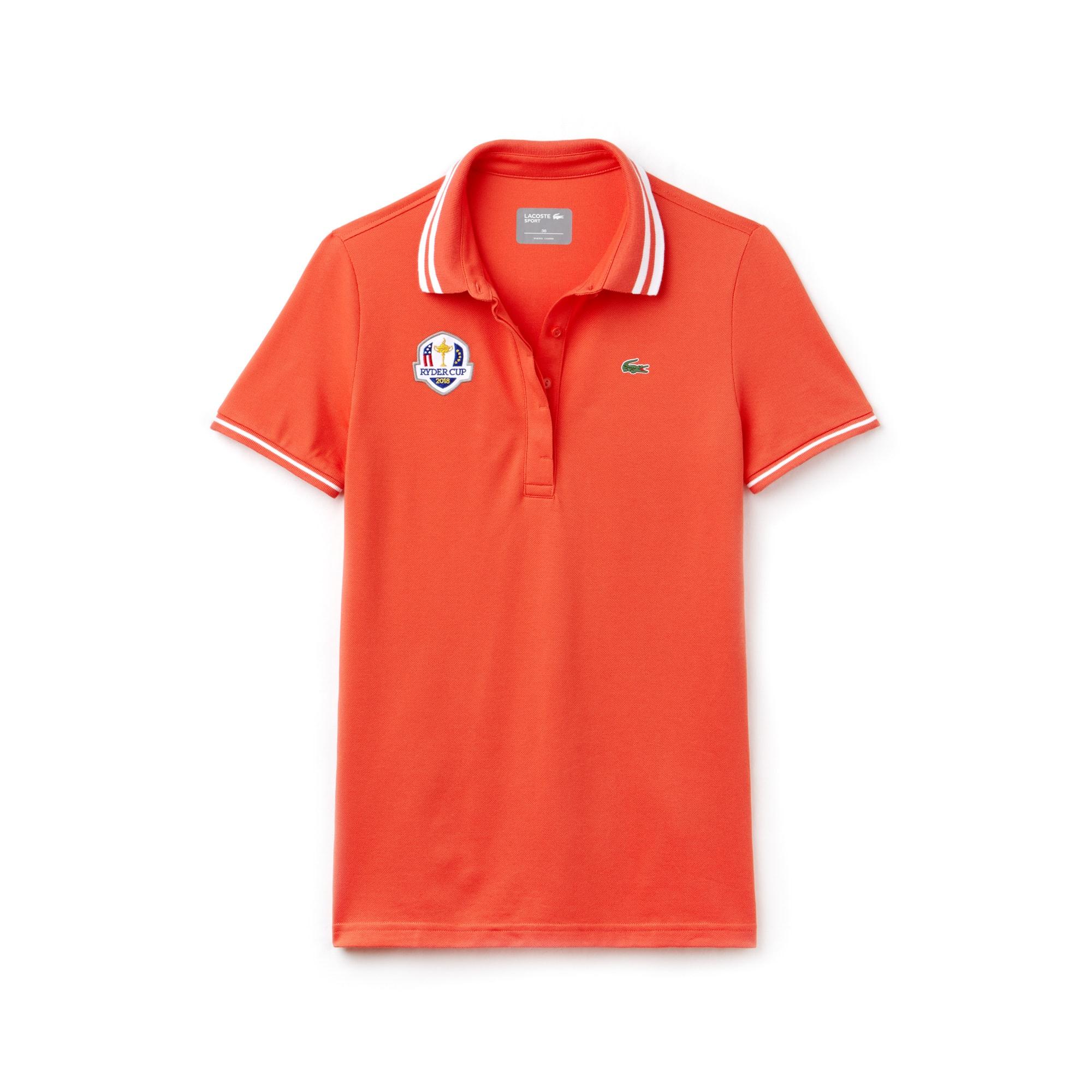 Damen LACOSTE SPORT Ryder Cup Edition Golf Poloshirt