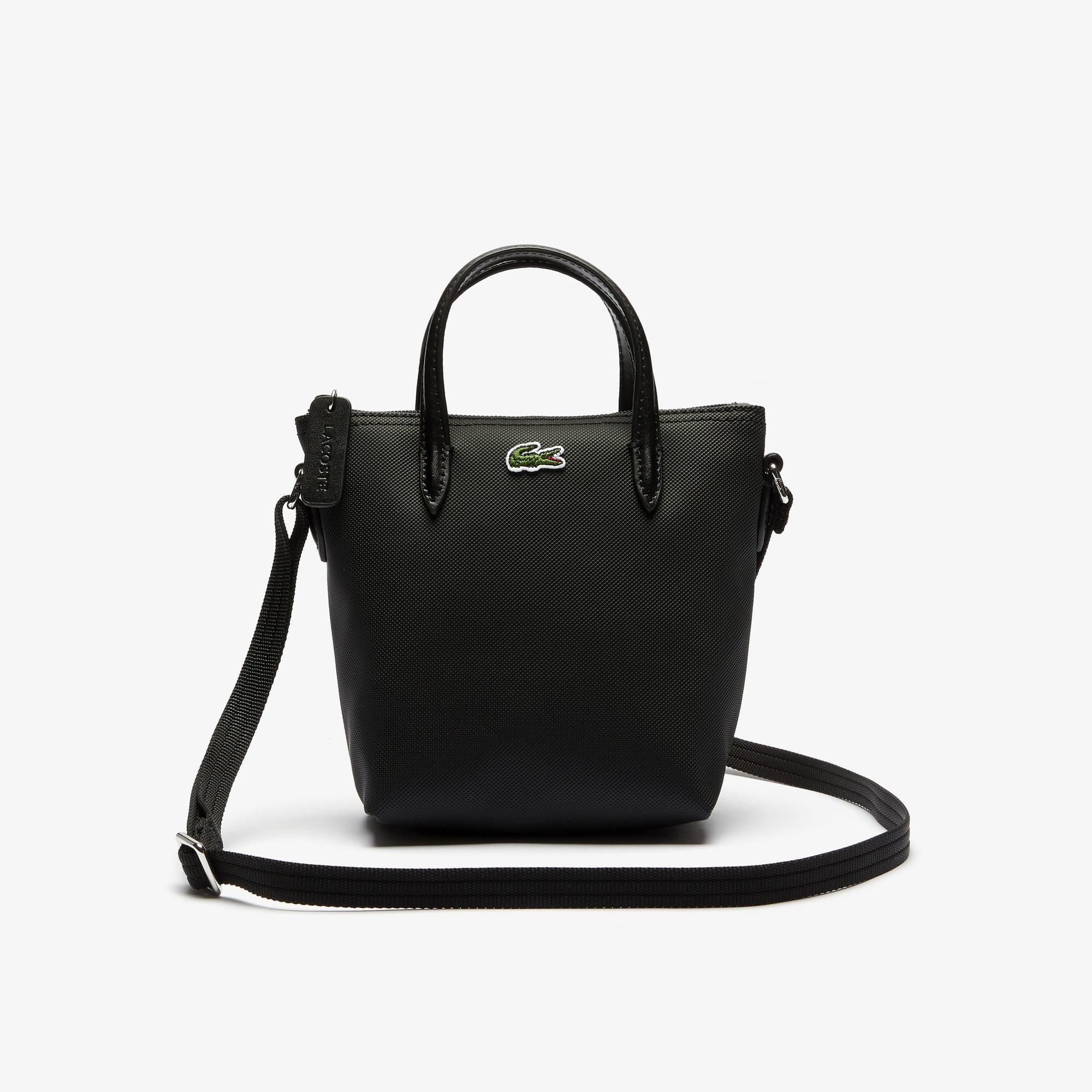 Damen Tote Bag L.12.12 CONCEPT aus Petit Piqué
