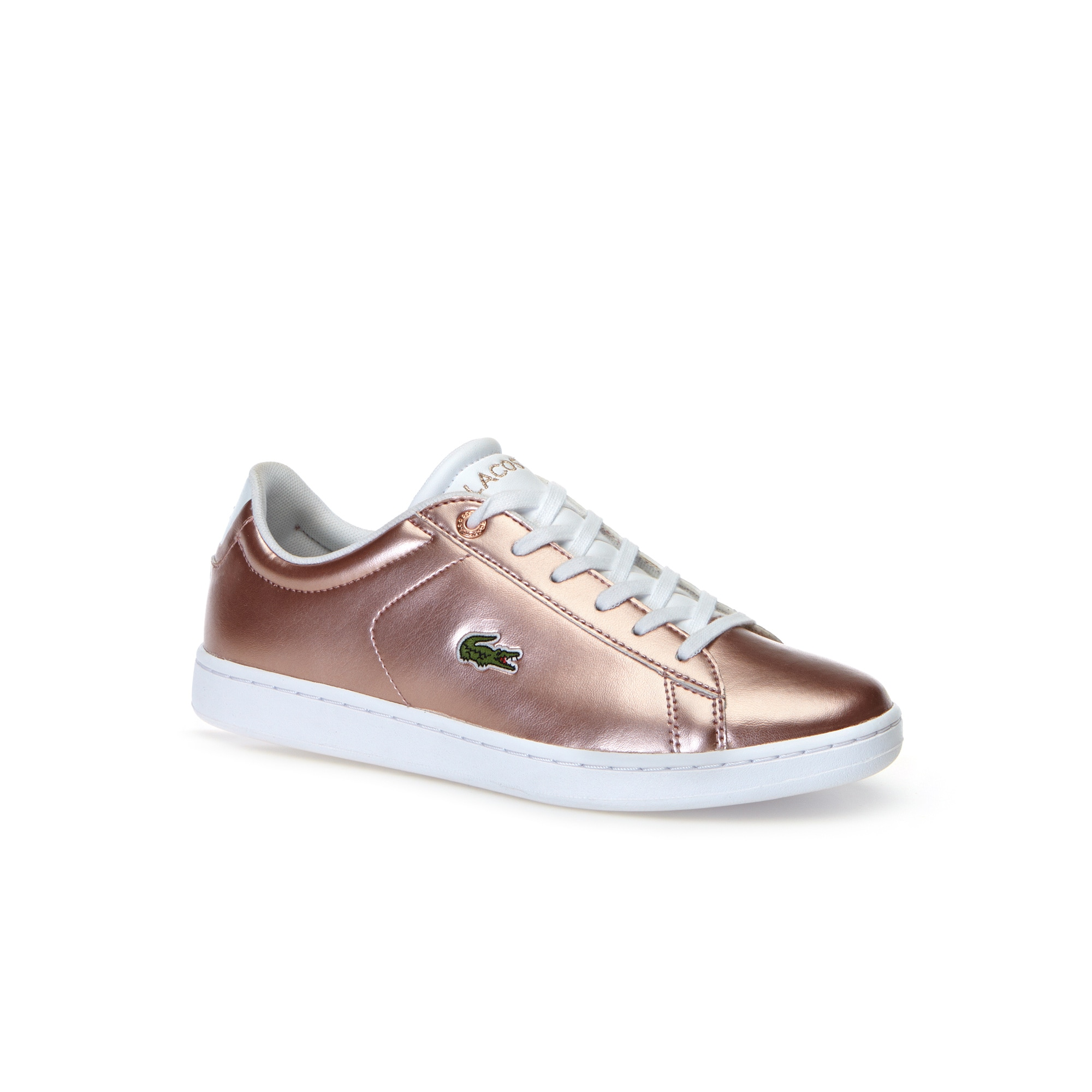 Teen-Sneakers CARNABY EVO SILVER aus Synthetik