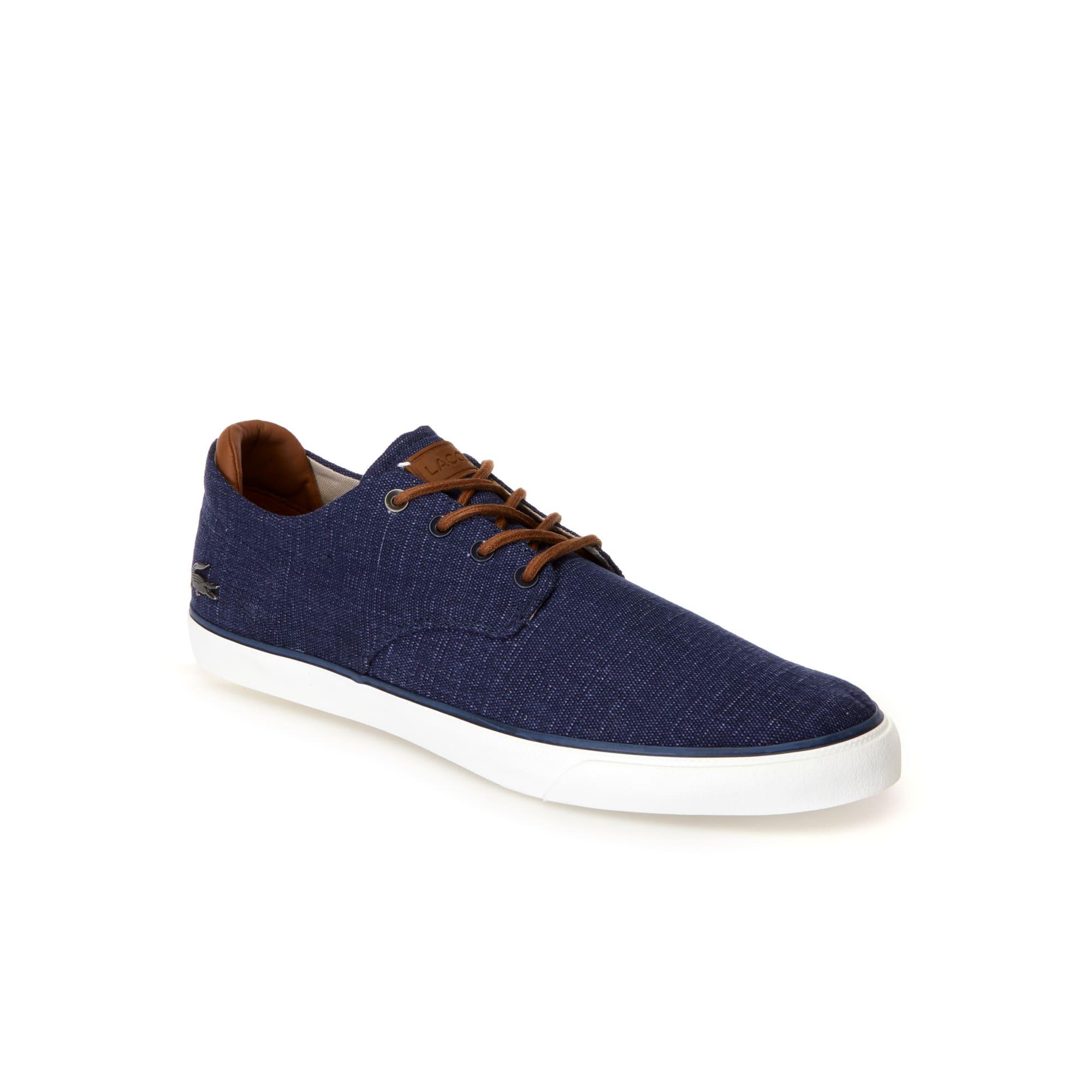 Herren-Sneakers ESPARRE aus Canvas