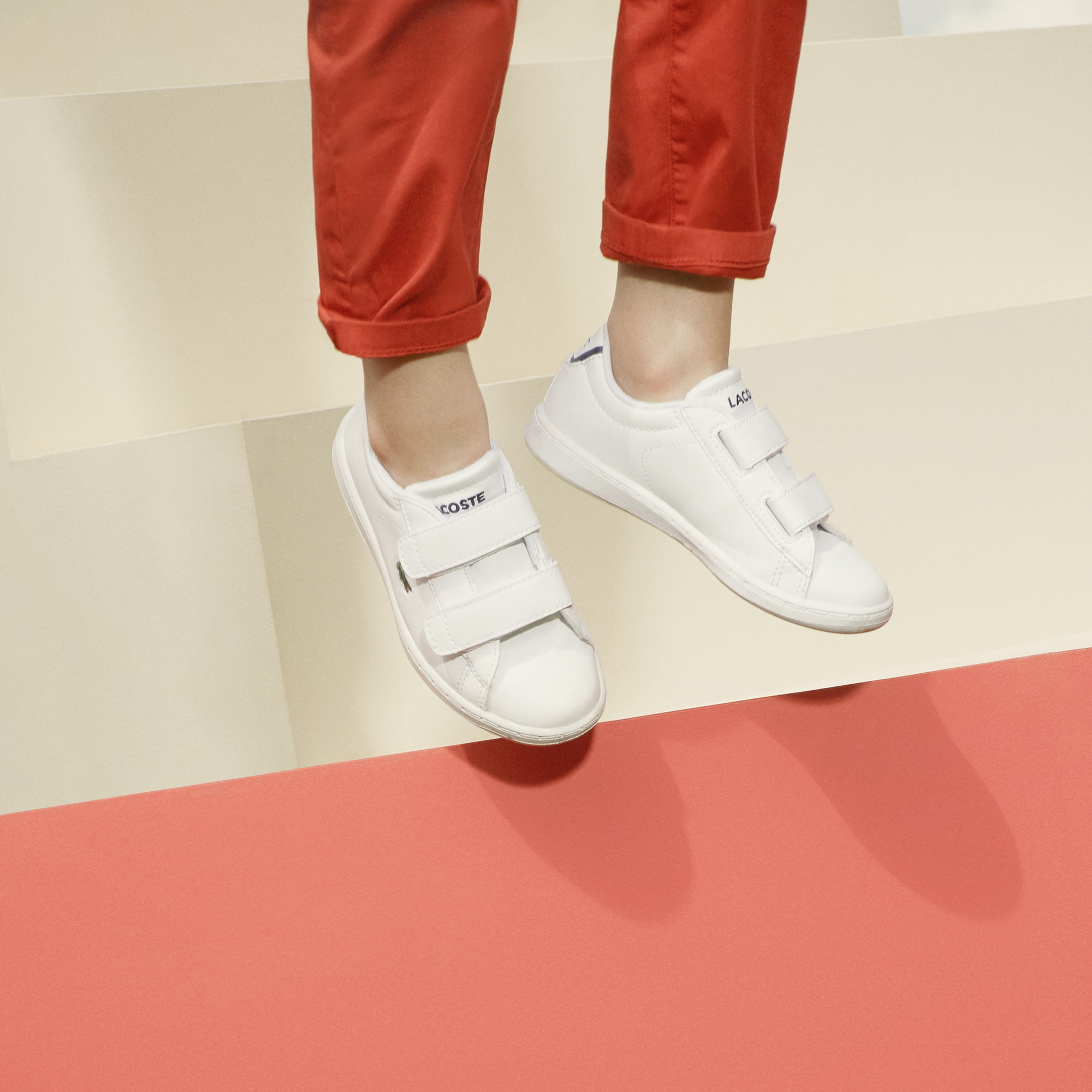 Kinder-Sneakers CARNABY EVO aus Synthetik mit Mesh-Futter
