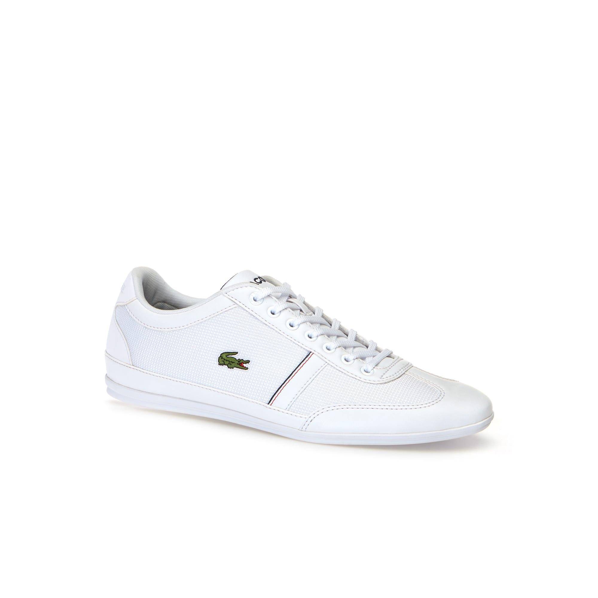 Herren-Sneakers MISANO aus Textil und Synthetik LACOSTE SPORT