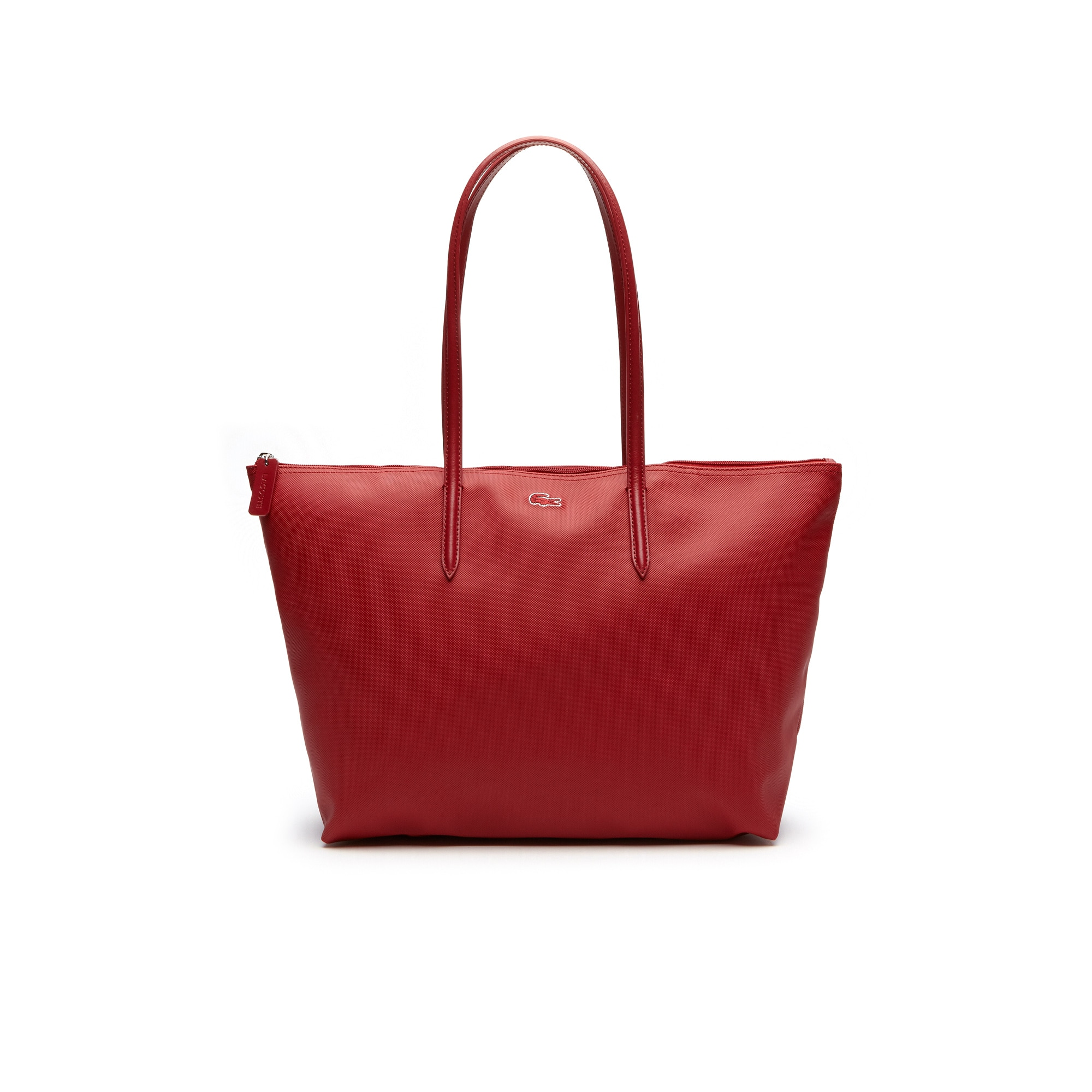 Damen L.12.12 Concept Tote Bag mit Reißverschluss