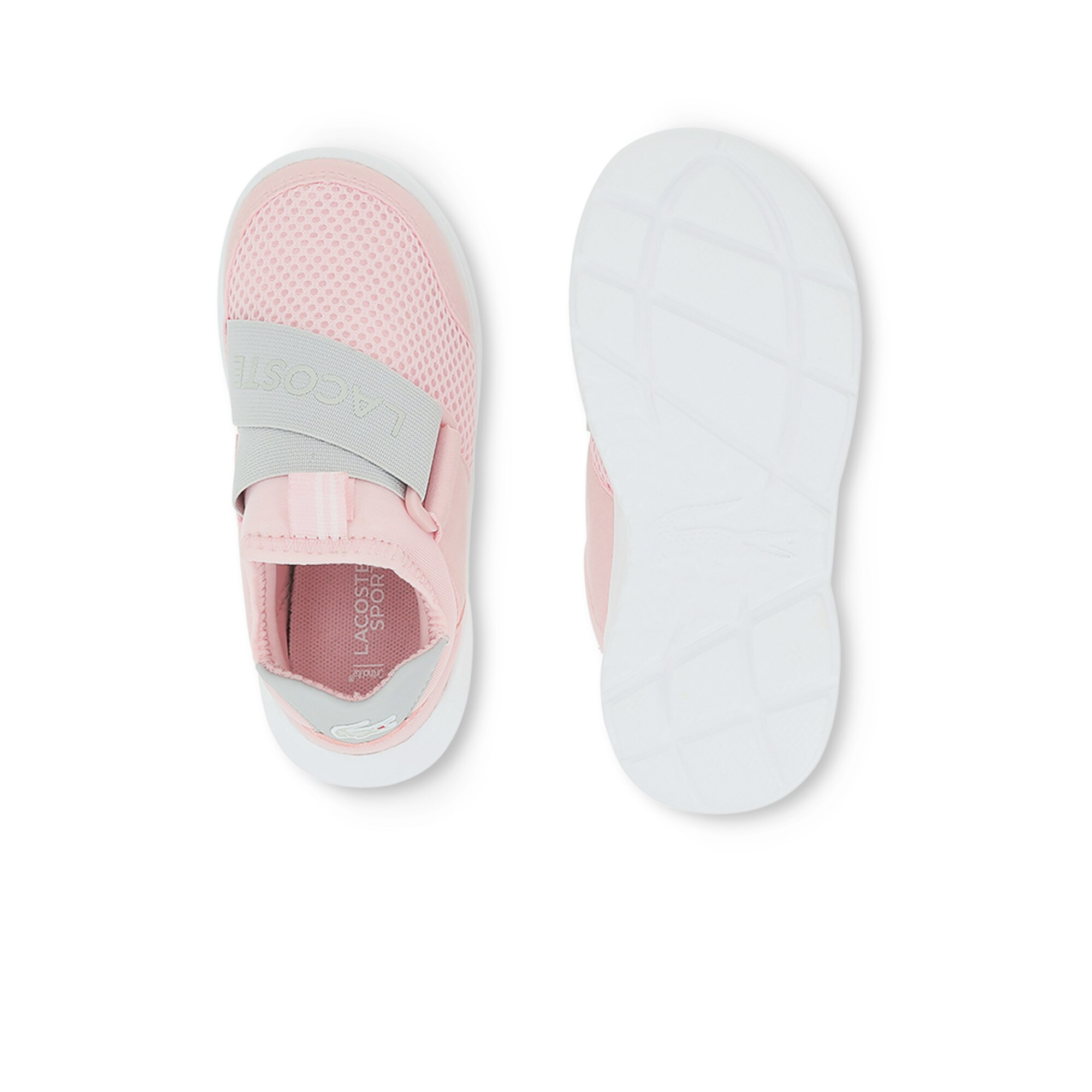 Infants' LT Dash Slip Textile Trainers