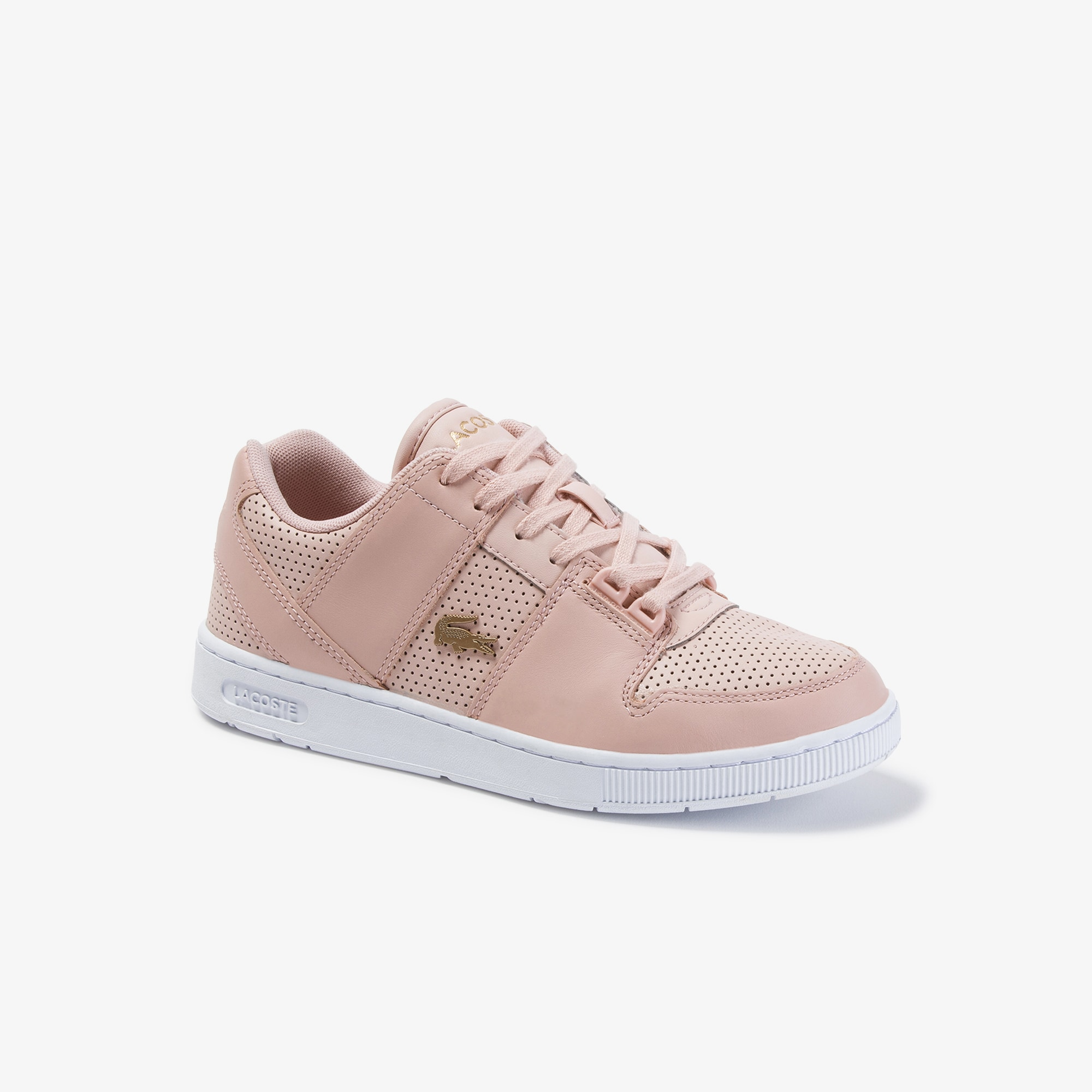 Damen-Sneakers THRILL aus Leder und Synthetik