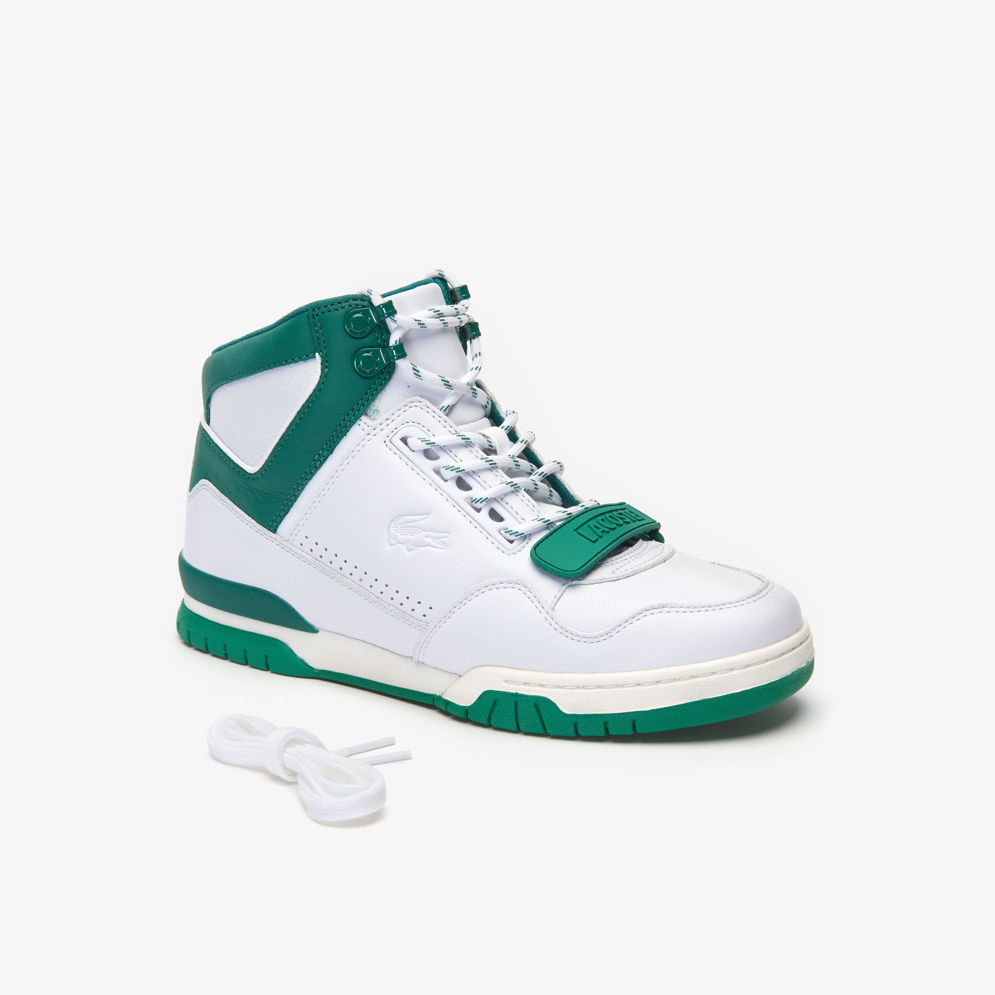 Men's Missouri Leather High-Top Sneakers