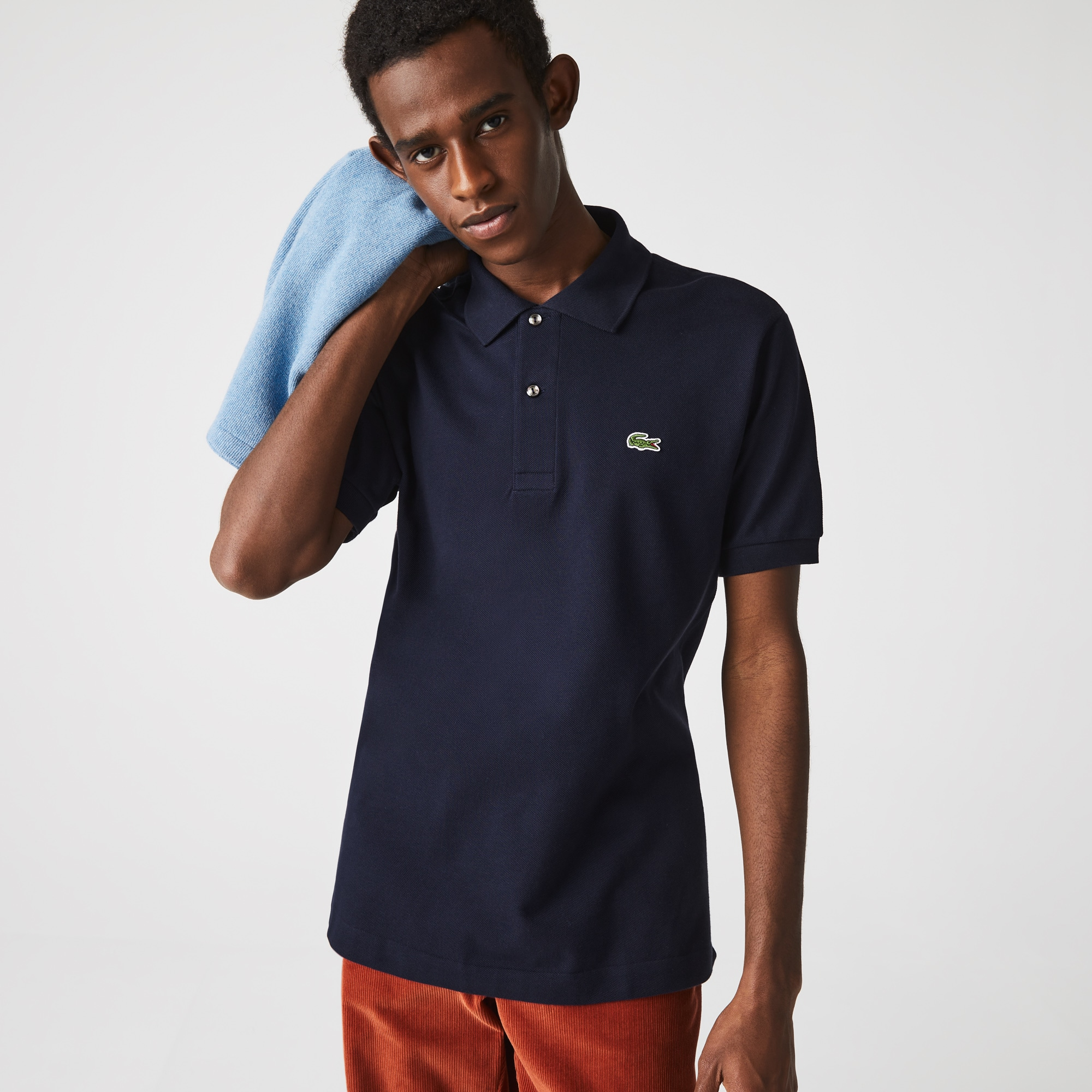 Lacoste polo lacoste for Lacoste big and tall polo shirts
