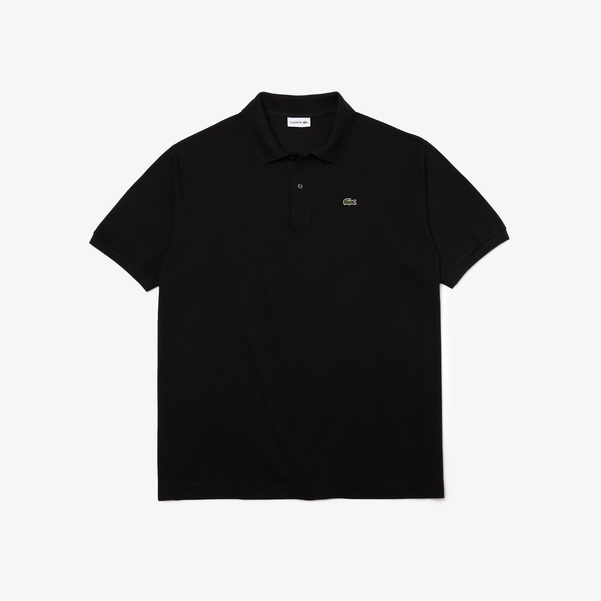 Men's Lacoste Big Fit Cotton Polo Shirt