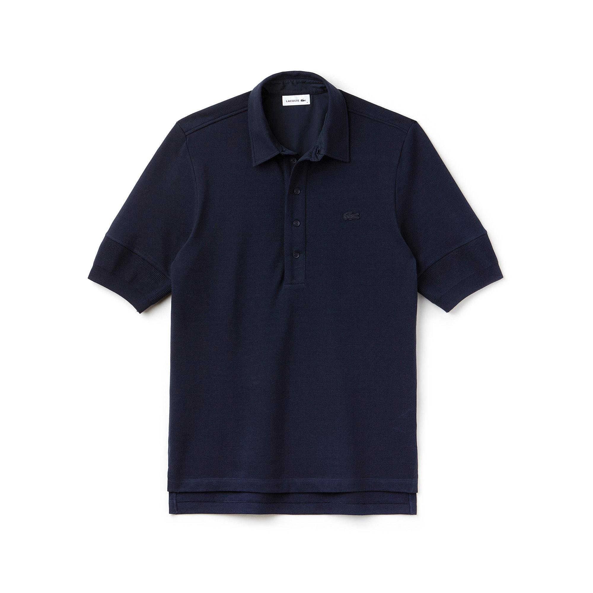 Men's Lacoste Fashion Show Brushed Cotton Piqué Polo
