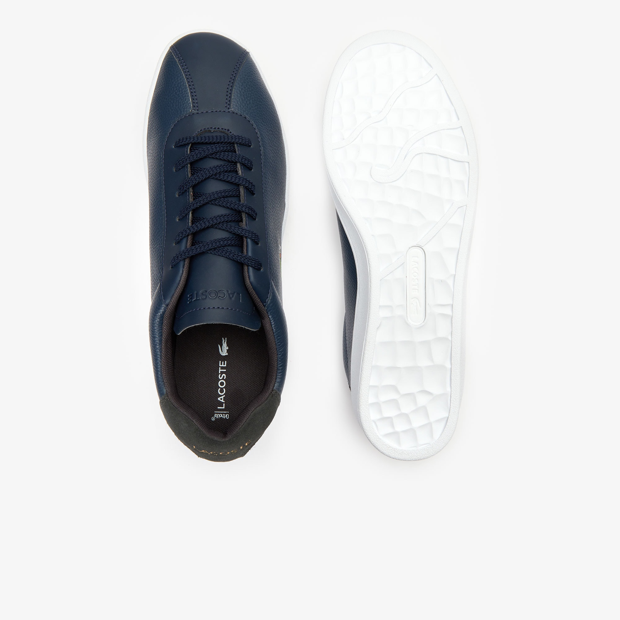 Men's Masters Leather and Synthetic Trainers