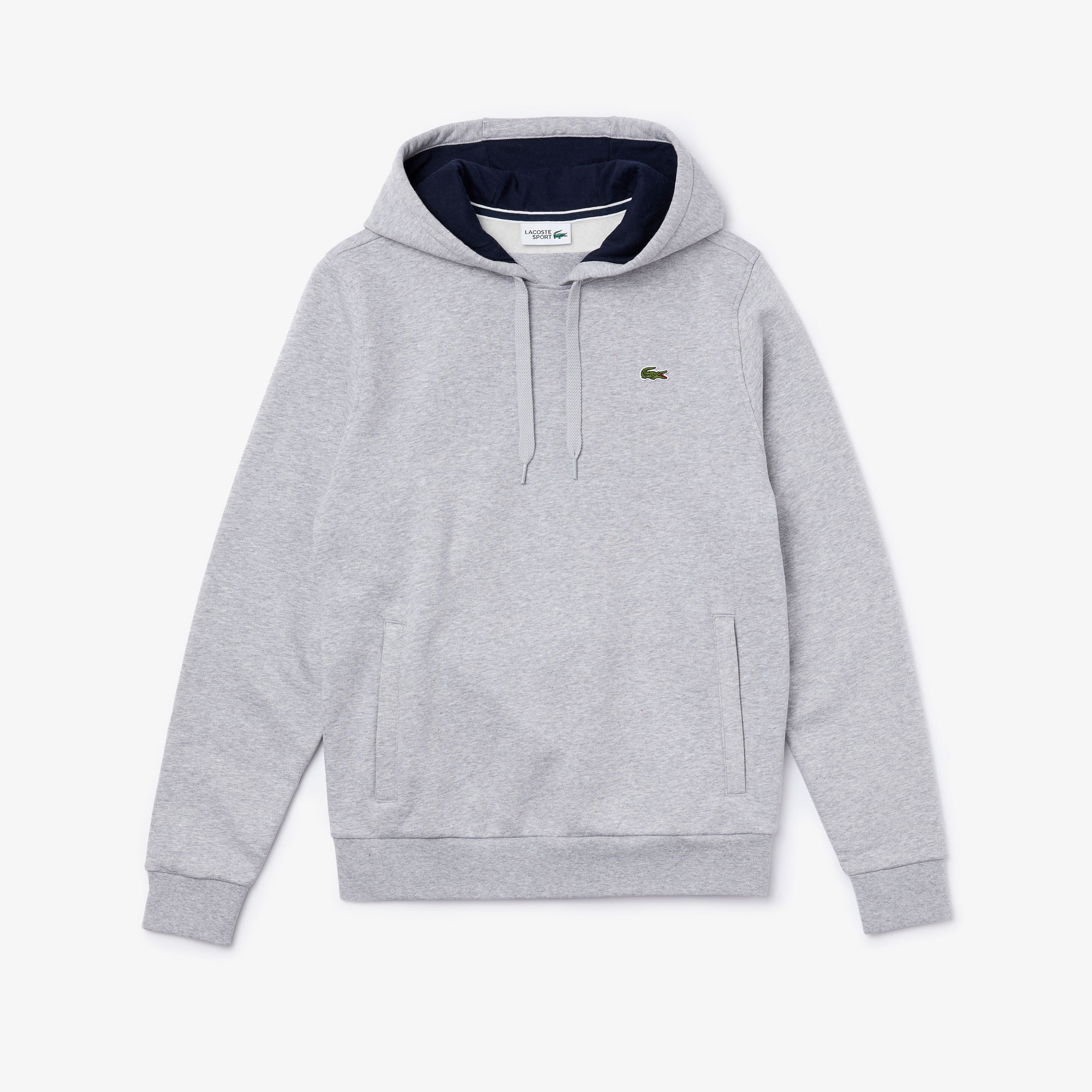 Men's Lacoste Sport Hooded Fleece Tennis Sweatshirt