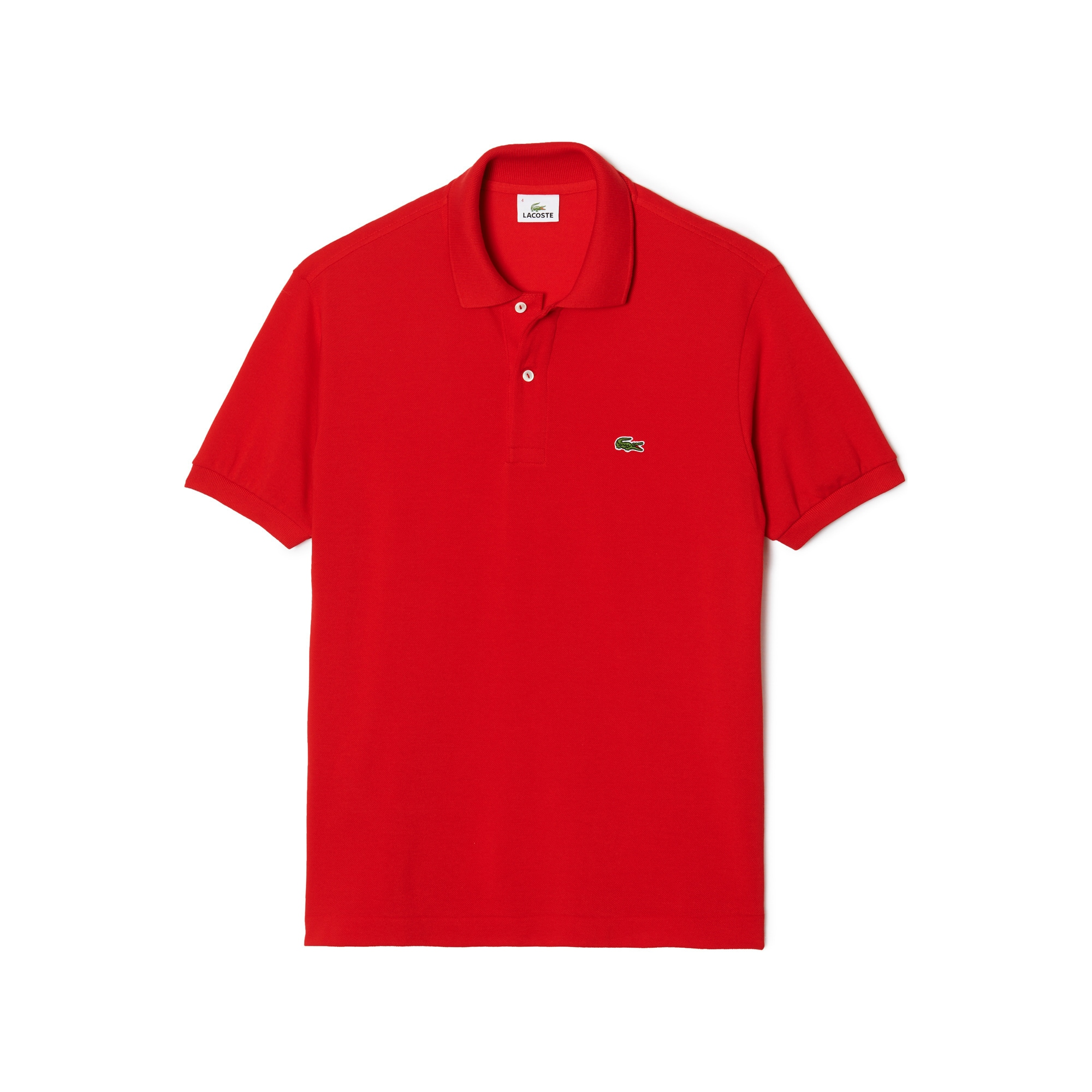 Men's Lacoste Tall Fit Cotton Polo Shirt
