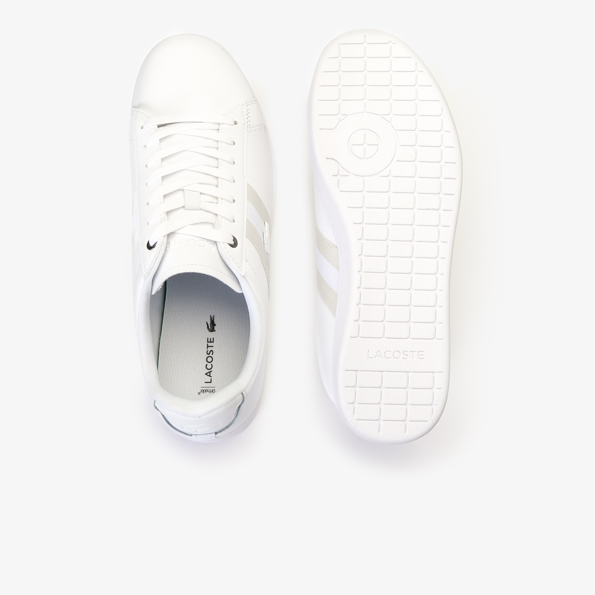 Men's Carnaby Evo Webbed Leather Trainers