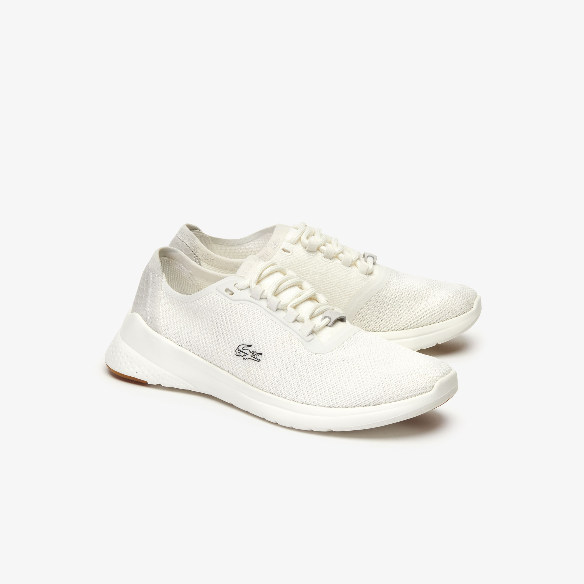 Women's LT Fit Textile and Leather Trainers