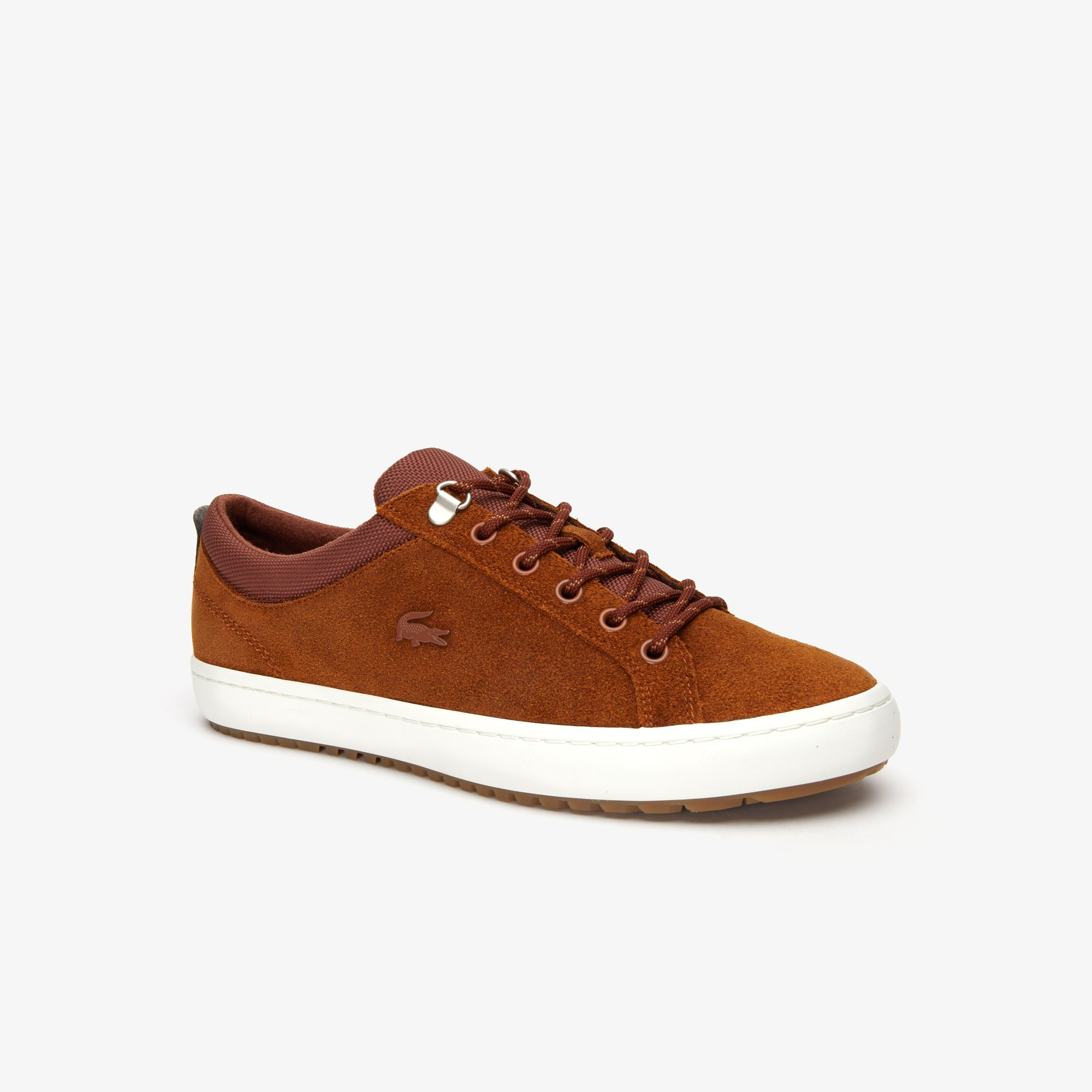 Men's Straightset Insulate Waxed Suede Trainers