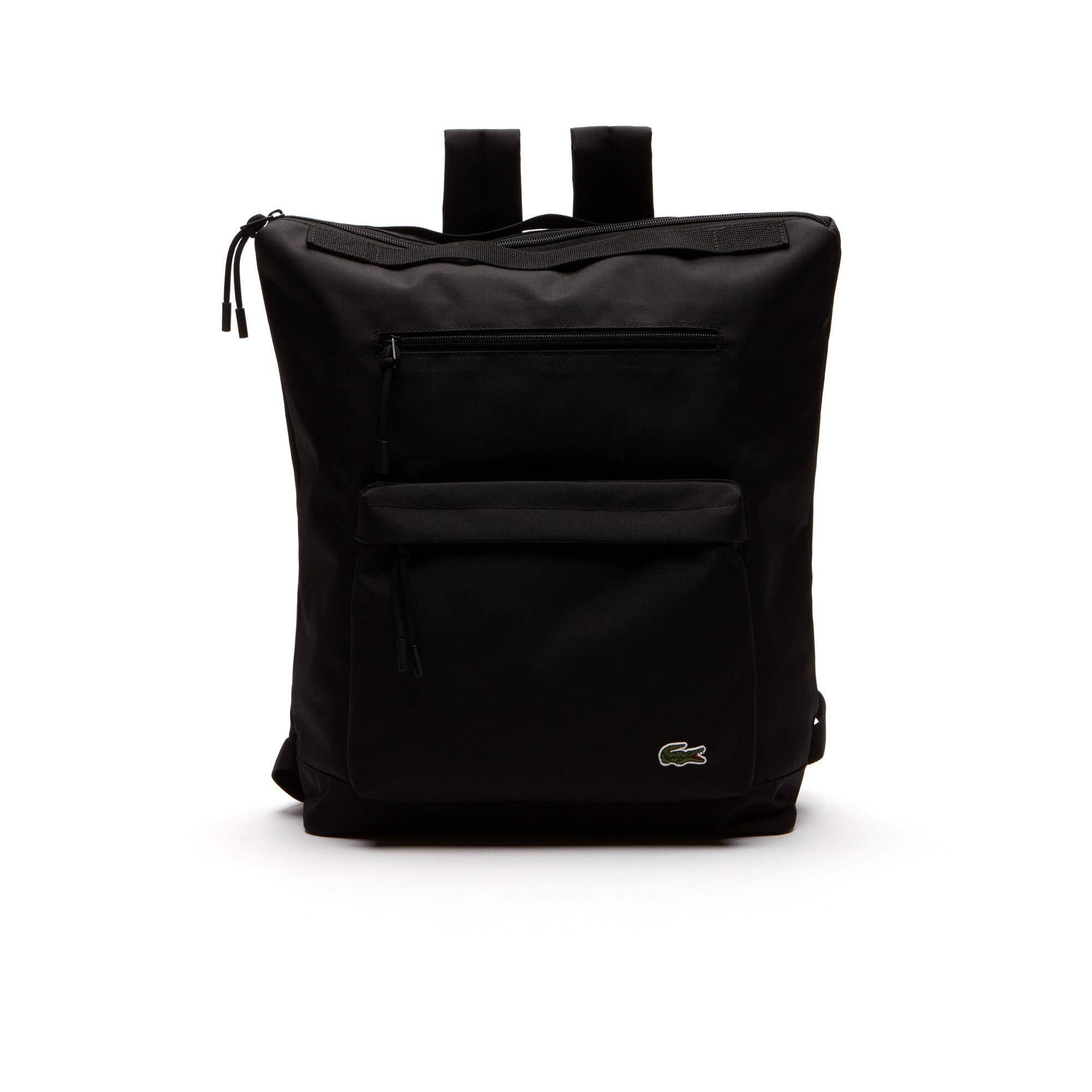 Men's Néocroc Monochrome Canvas Backpack