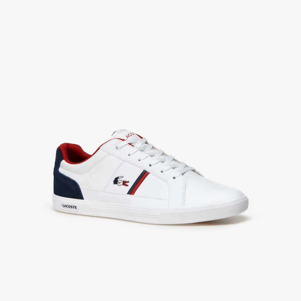 7c923608a6b43 Men s Europa Leather Trainers