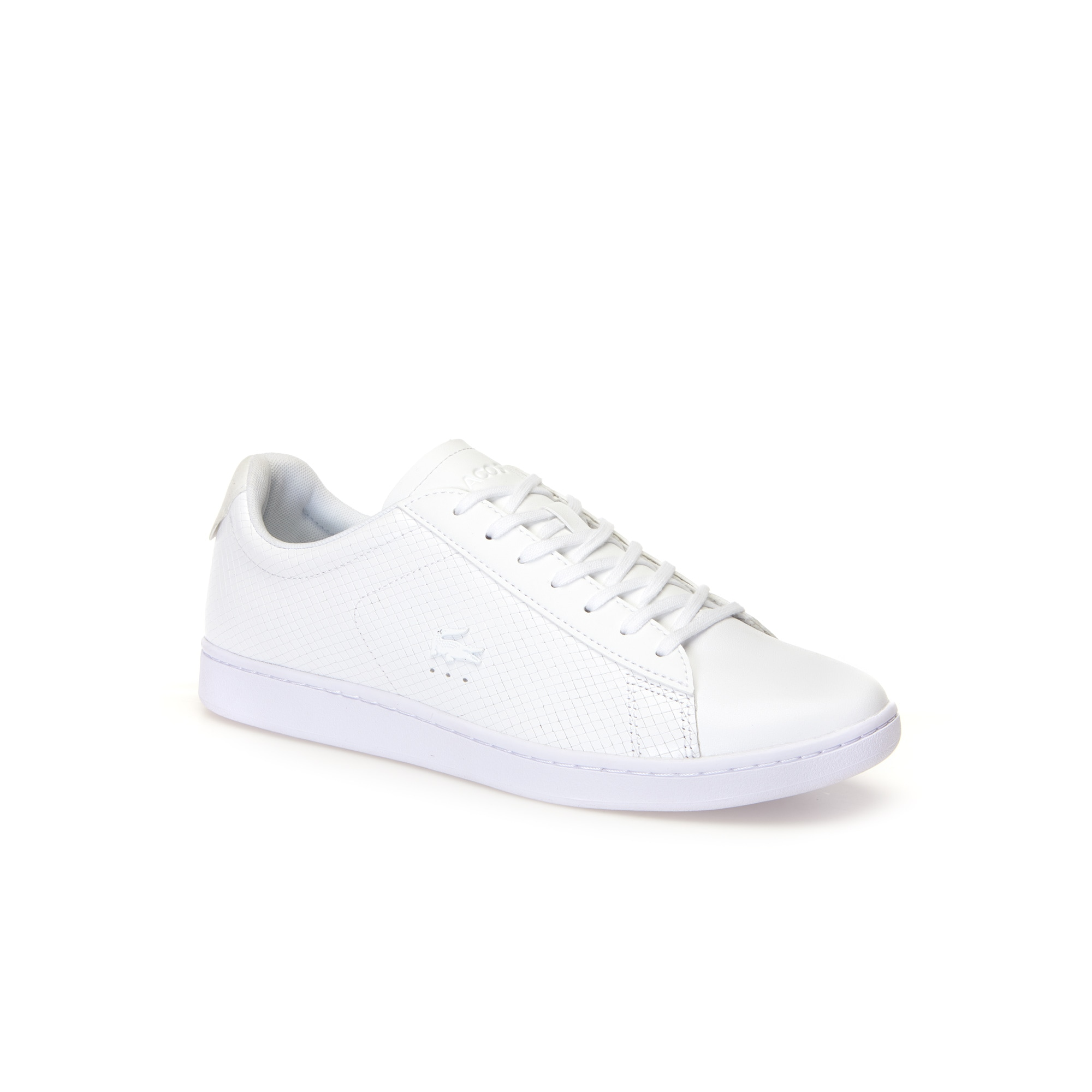Men's Carnaby Evo Textured Nappa Leather Trainers