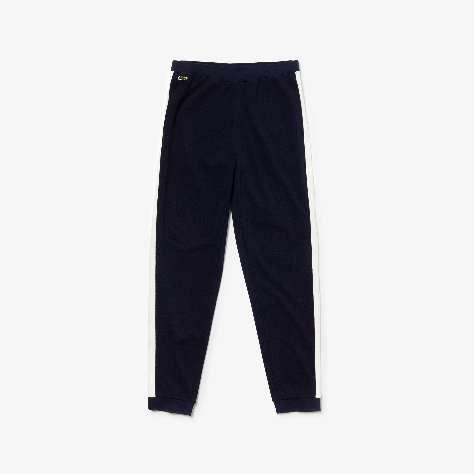 Men's Colourblock Piqué Fleece Sweatpants