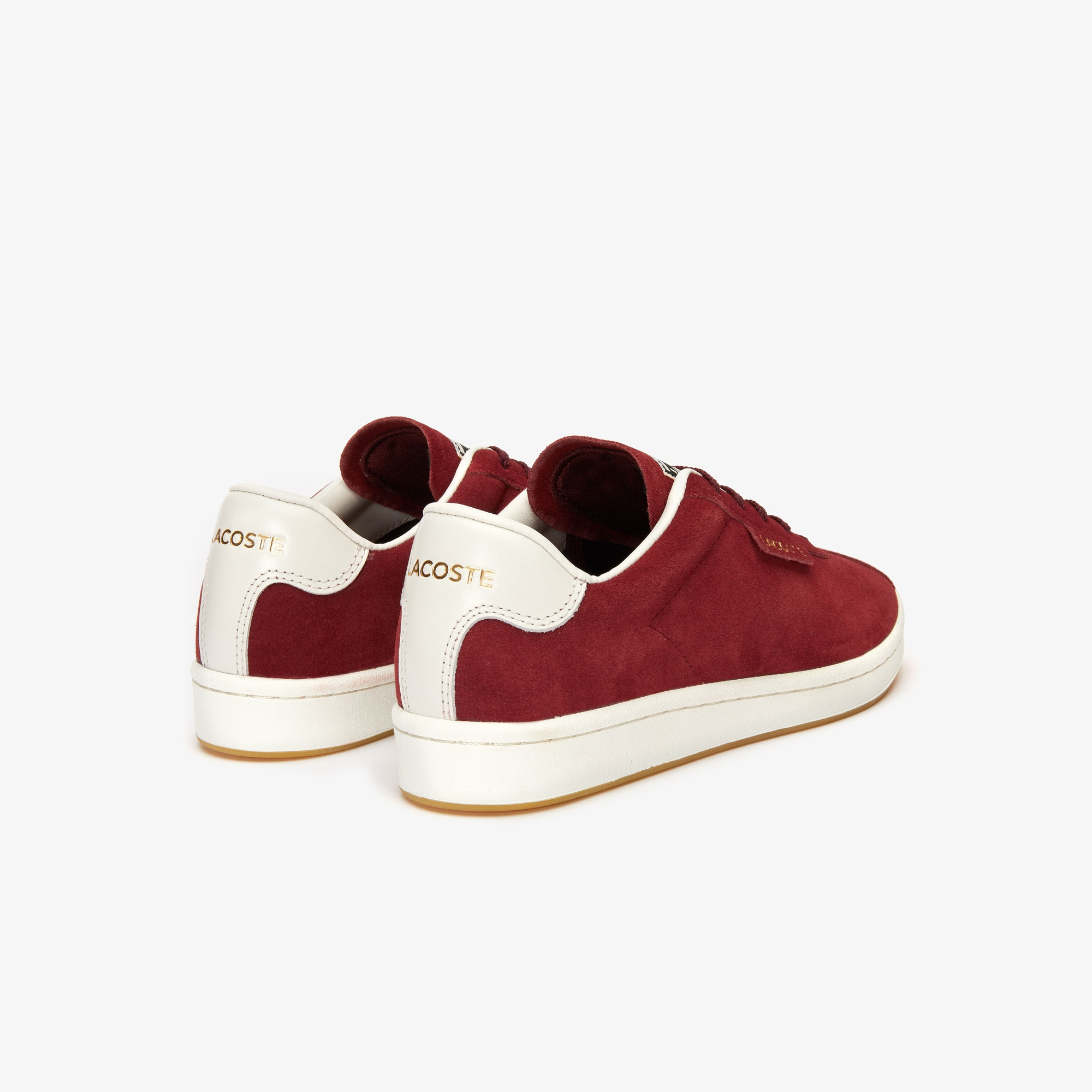 Women's Masters Suede and Leather Trainers
